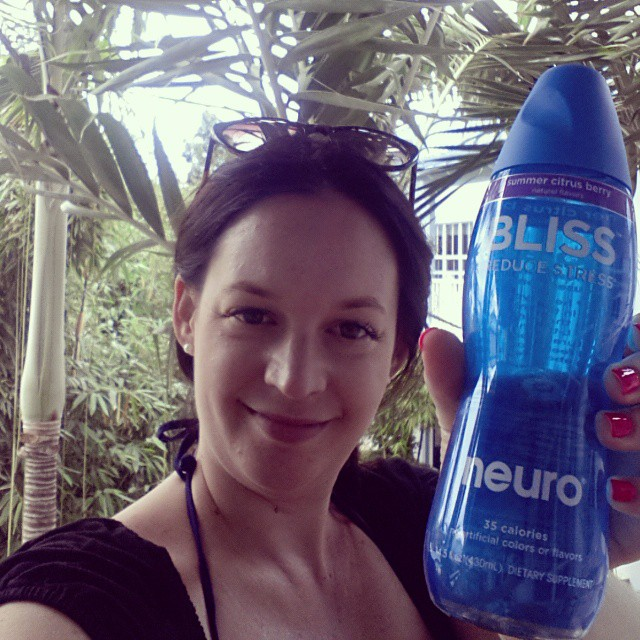 Taking a break on out tropical balcony. #DrinkNeuro @beachesresorts #BeachesMoms #beachesgoseek