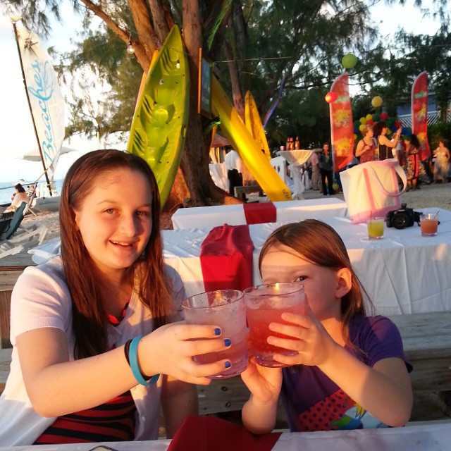 Cheers!  @BeachesResorts #BeachesMoms #BeachesGoSeek #38