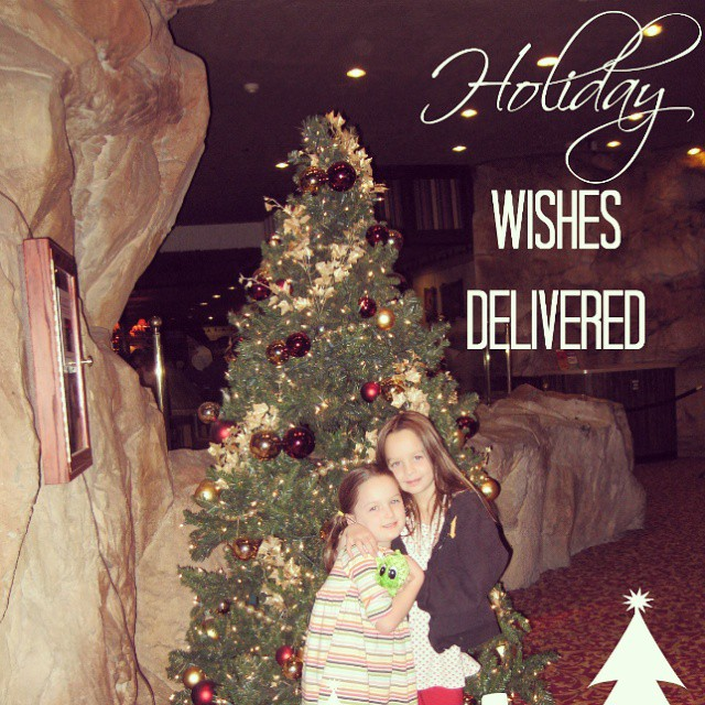 Help a charity in need when you make a wish! #WishesDelivered #ad New Post Today!