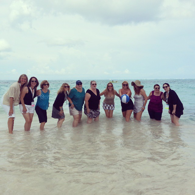 The water is so warm! @beachesresorts #BeachesMoms #beachesgoseek