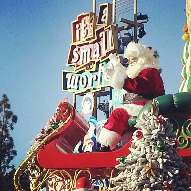 Santa! At