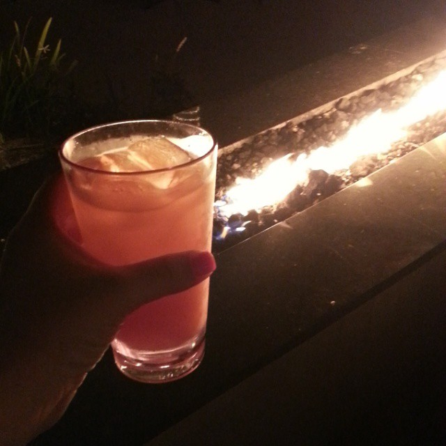What is better than a rum punch by the fire pit? Not much! @BeachesResorts #BeachesMoms #BeachesGoSeek #27