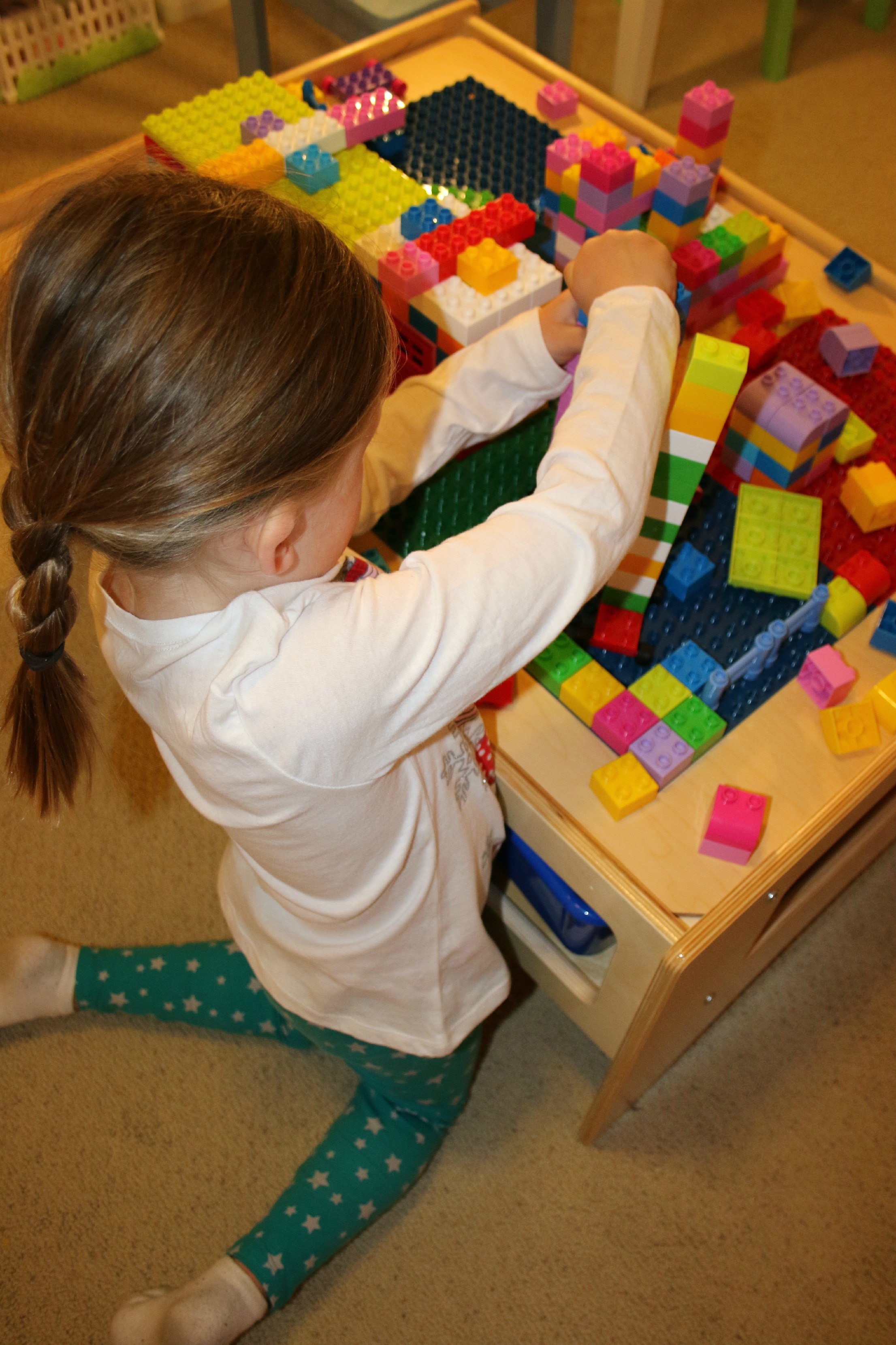 childcraft building blocks