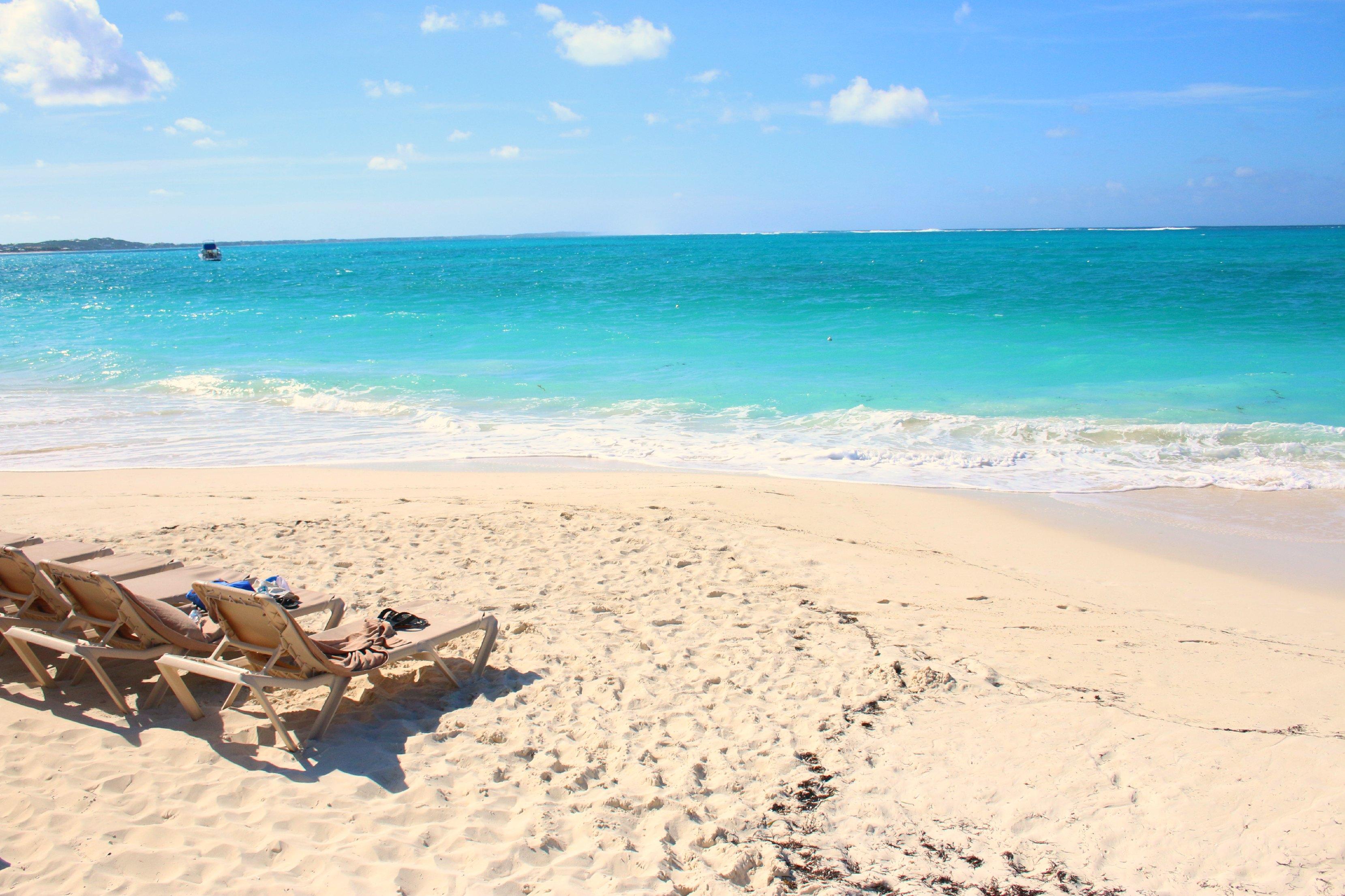 turks caicos sandy beaches