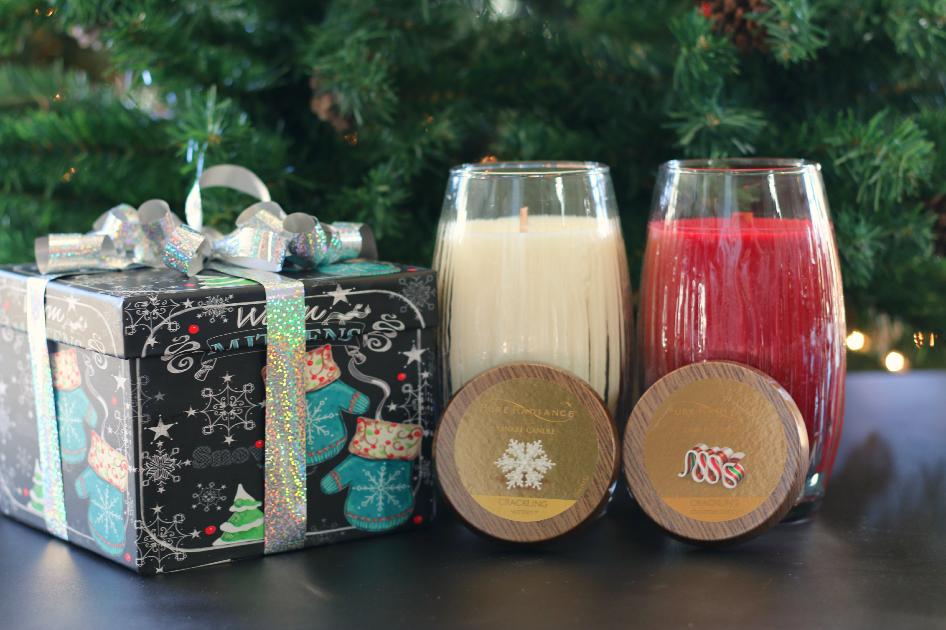 holiday gifts yankee candles