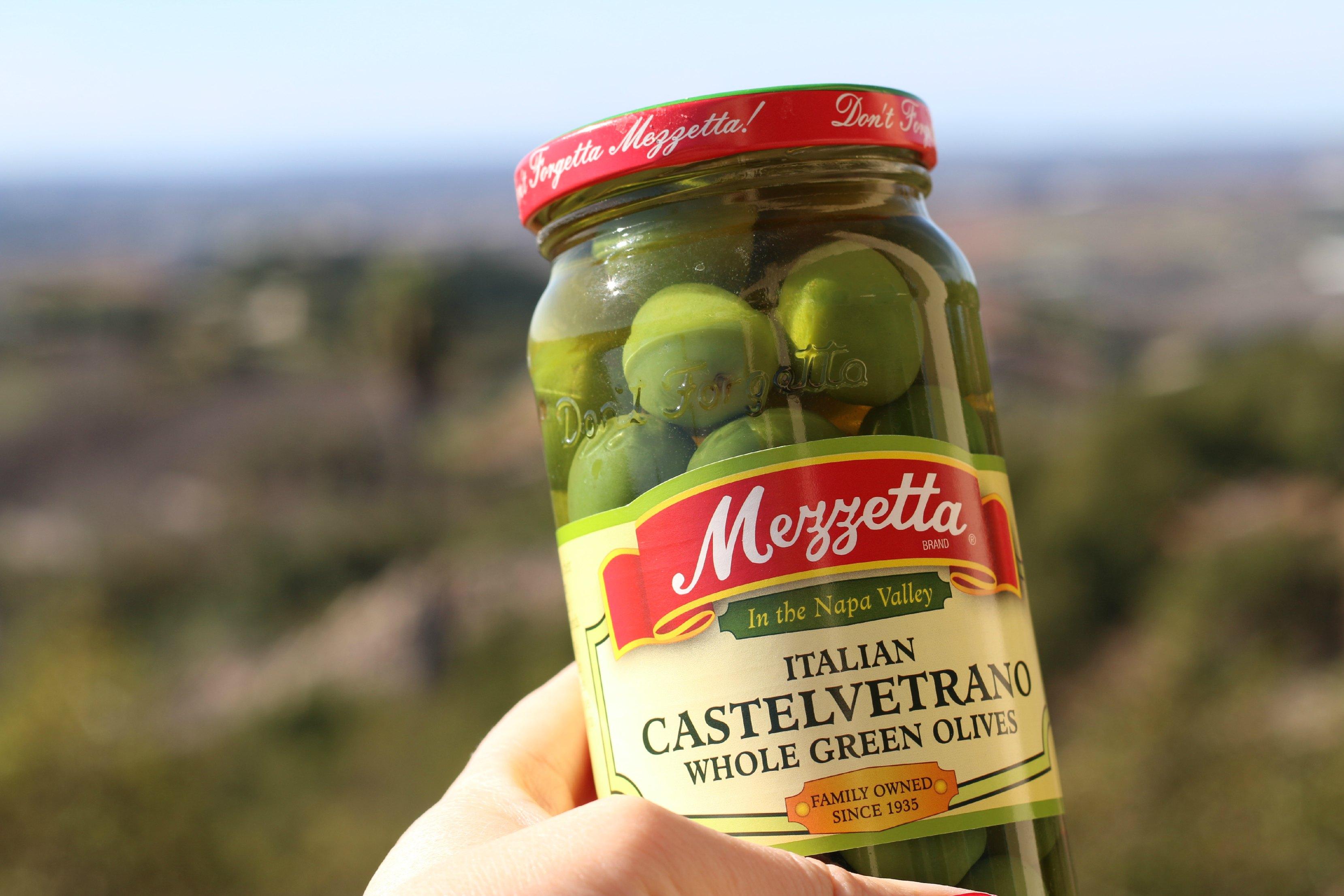 italian castelvetrano olives