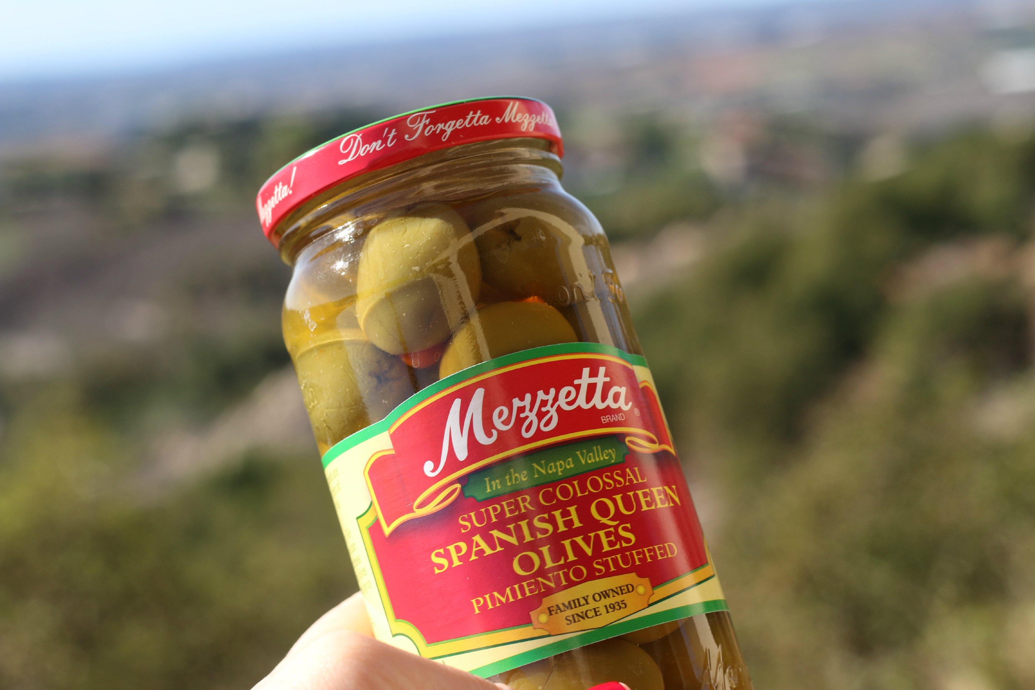 mezzetta spanish queen olives