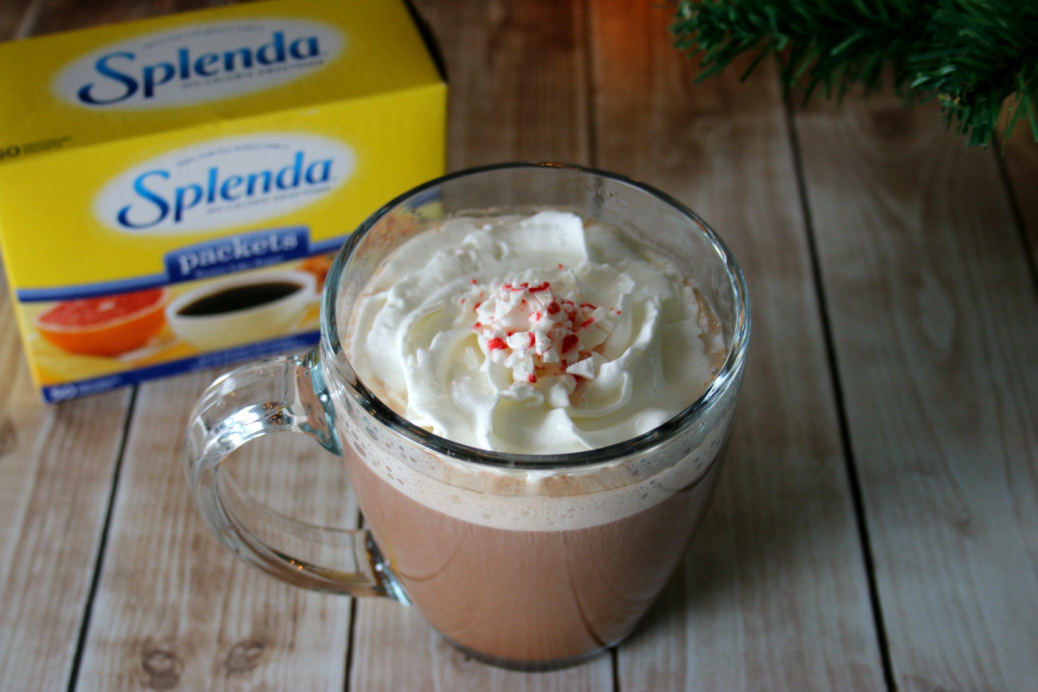 splenda hot chocolate