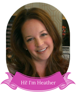 Hi! I'm Heather