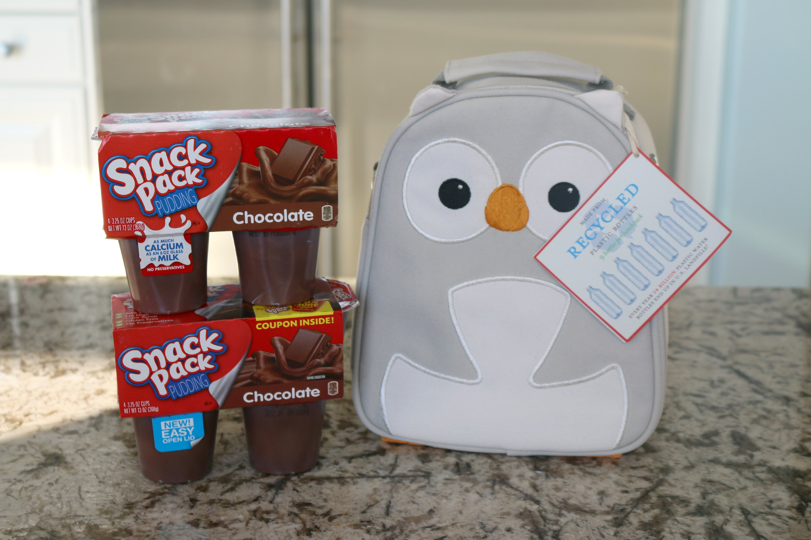 snack pack pudding