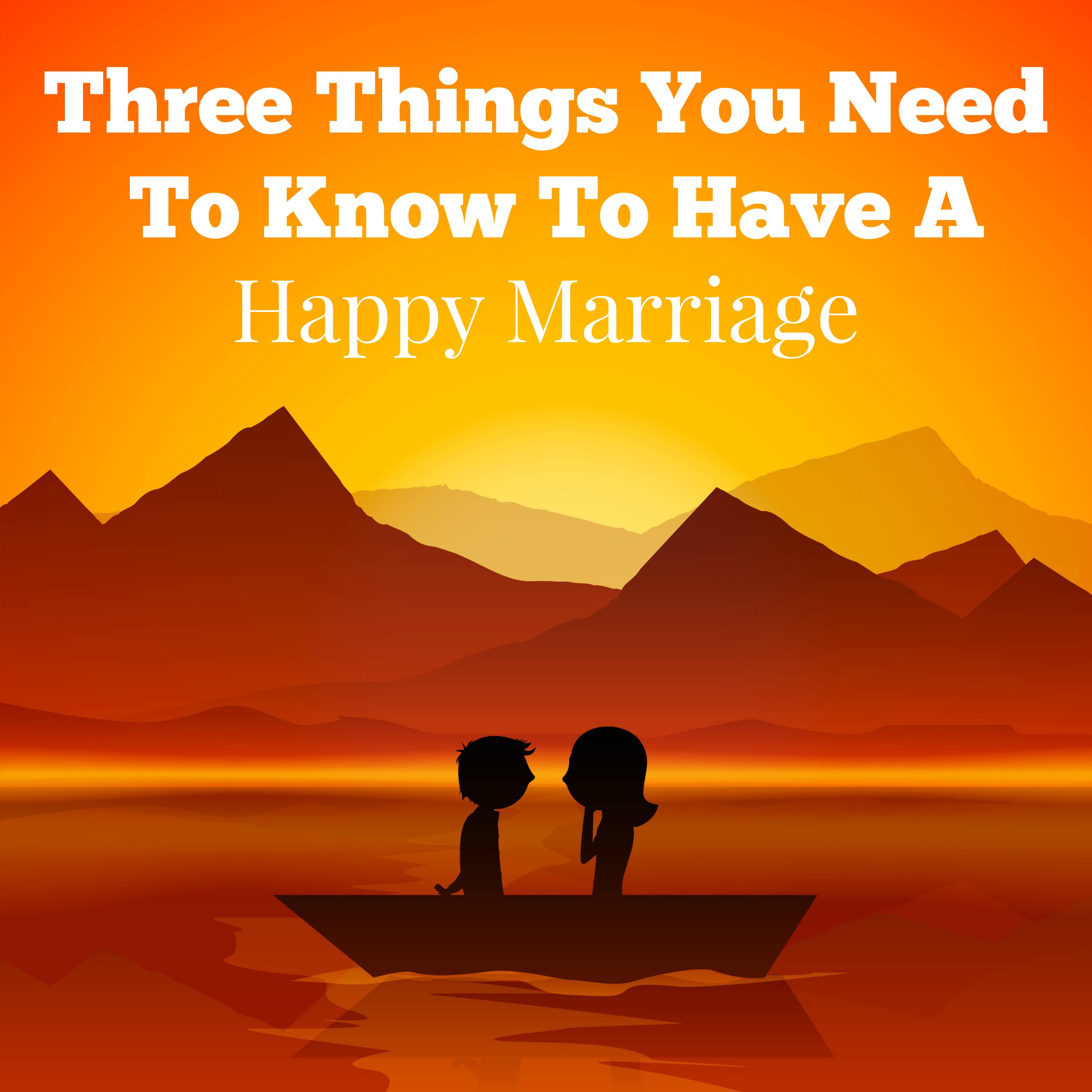 Reese family three things you need to know to have a happy marriage