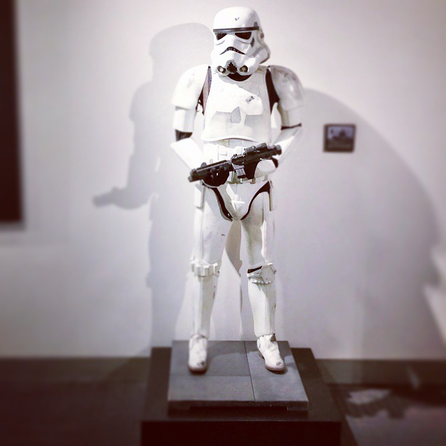 Everyone loves Stormtroopers right? #Starwars #LucasFilm #LegoDad #Dad2Summit #movies #theatre #video #movie #film #films #videos #actor #actress #cinema #dvd  #instamovies #star #moviestar #photooftheday #hollywood #goodmovie #instagood #flick #flicks #instaflick #instaflicks