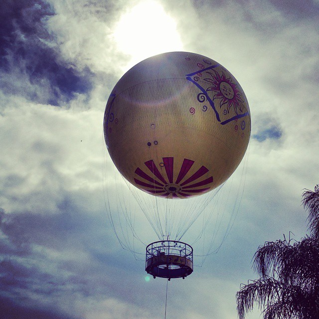 Perfect day for a balloon ride @sdzsafaripark ♡♡♡ #SanDiego #travel #animals #nature #sky #sun #summer #beach #beautiful #pretty #sunset #sunrise #blue #flowers #night #tree #twilight #clouds #beauty #light #photooftheday #love #green #skylovers #weather #day #mothernature