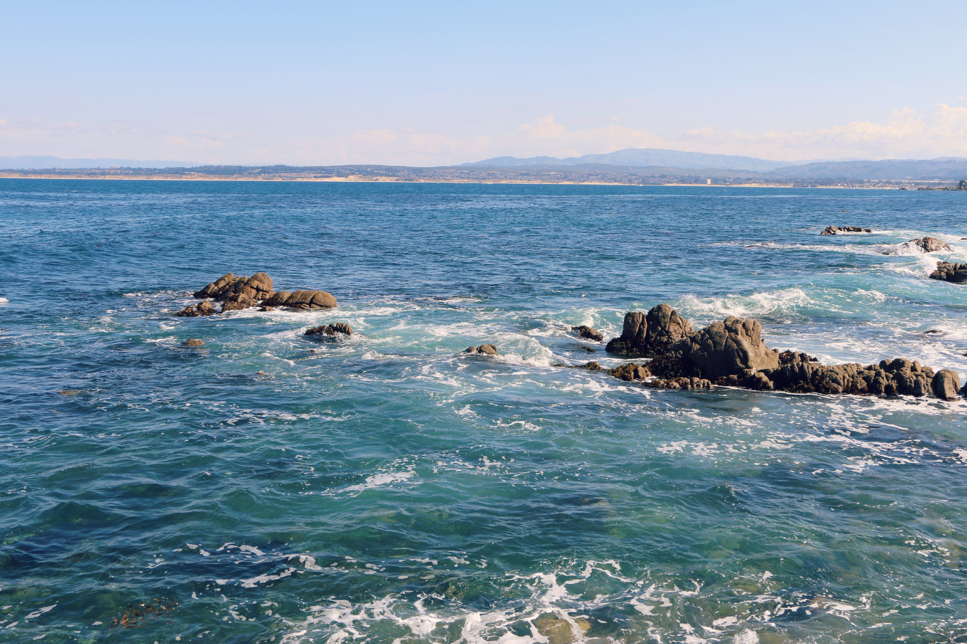 monterey with kids