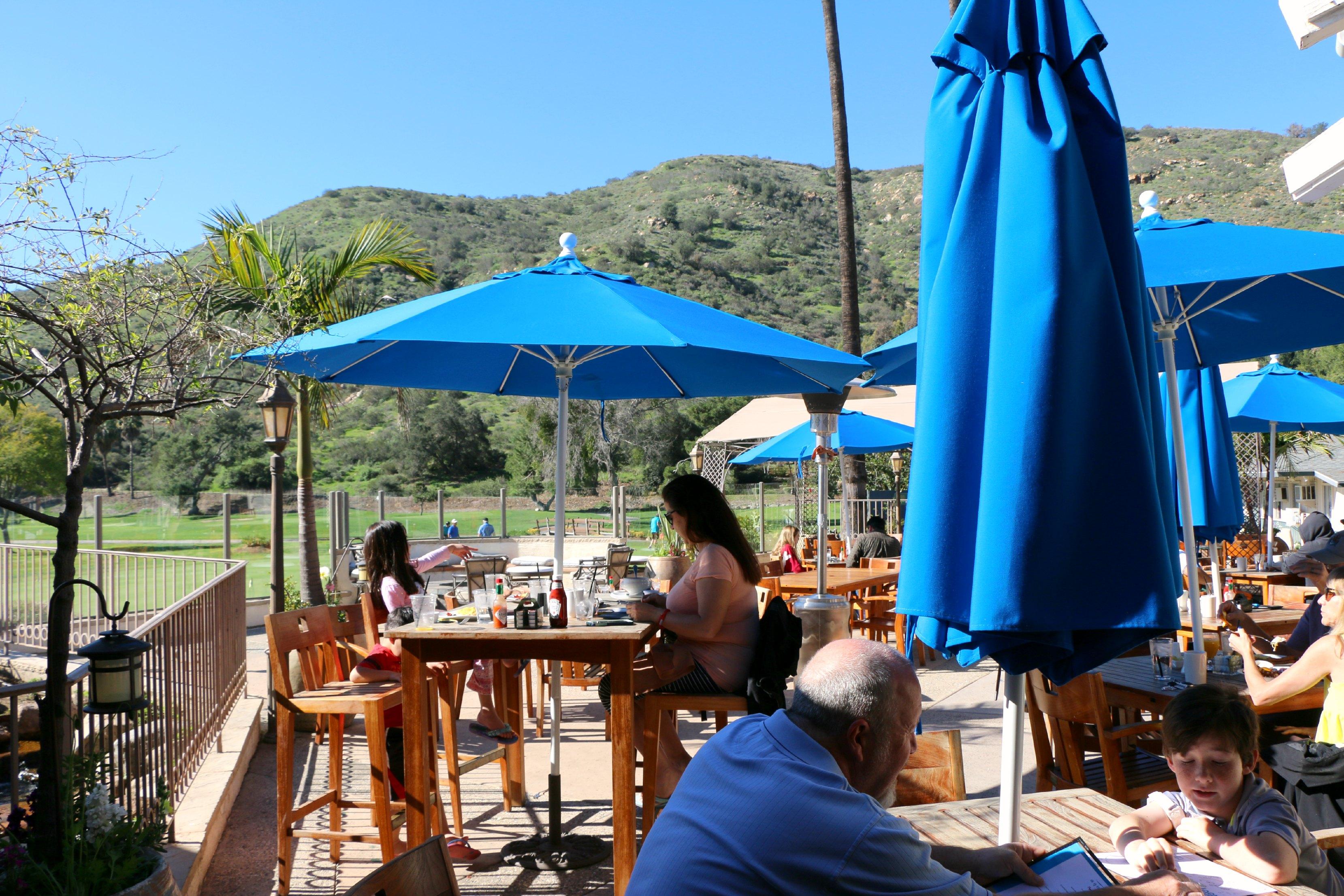 patio dining pala mesa resort