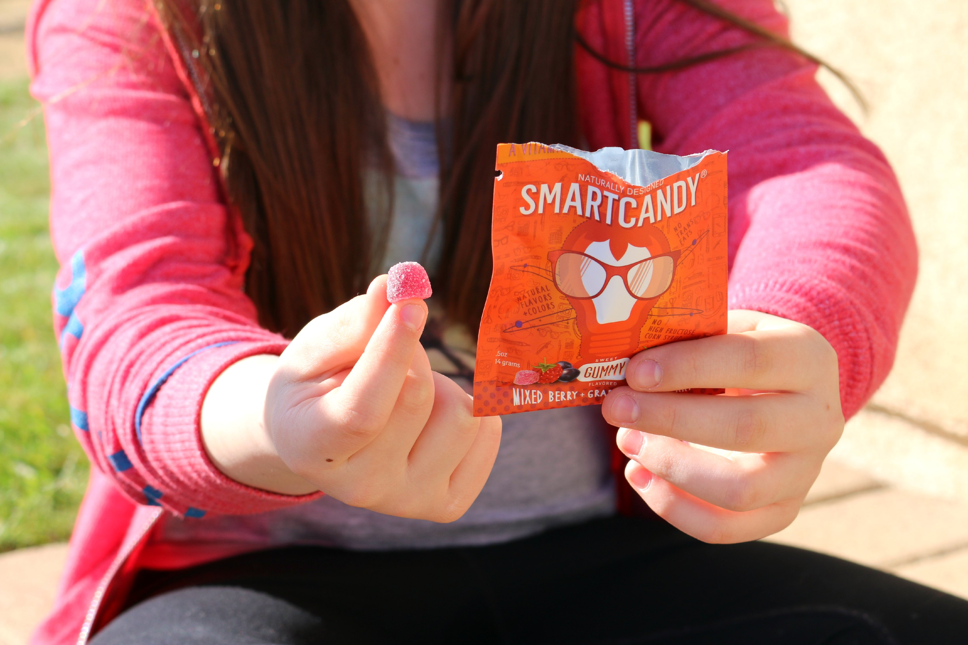 smart candy yogurt covered