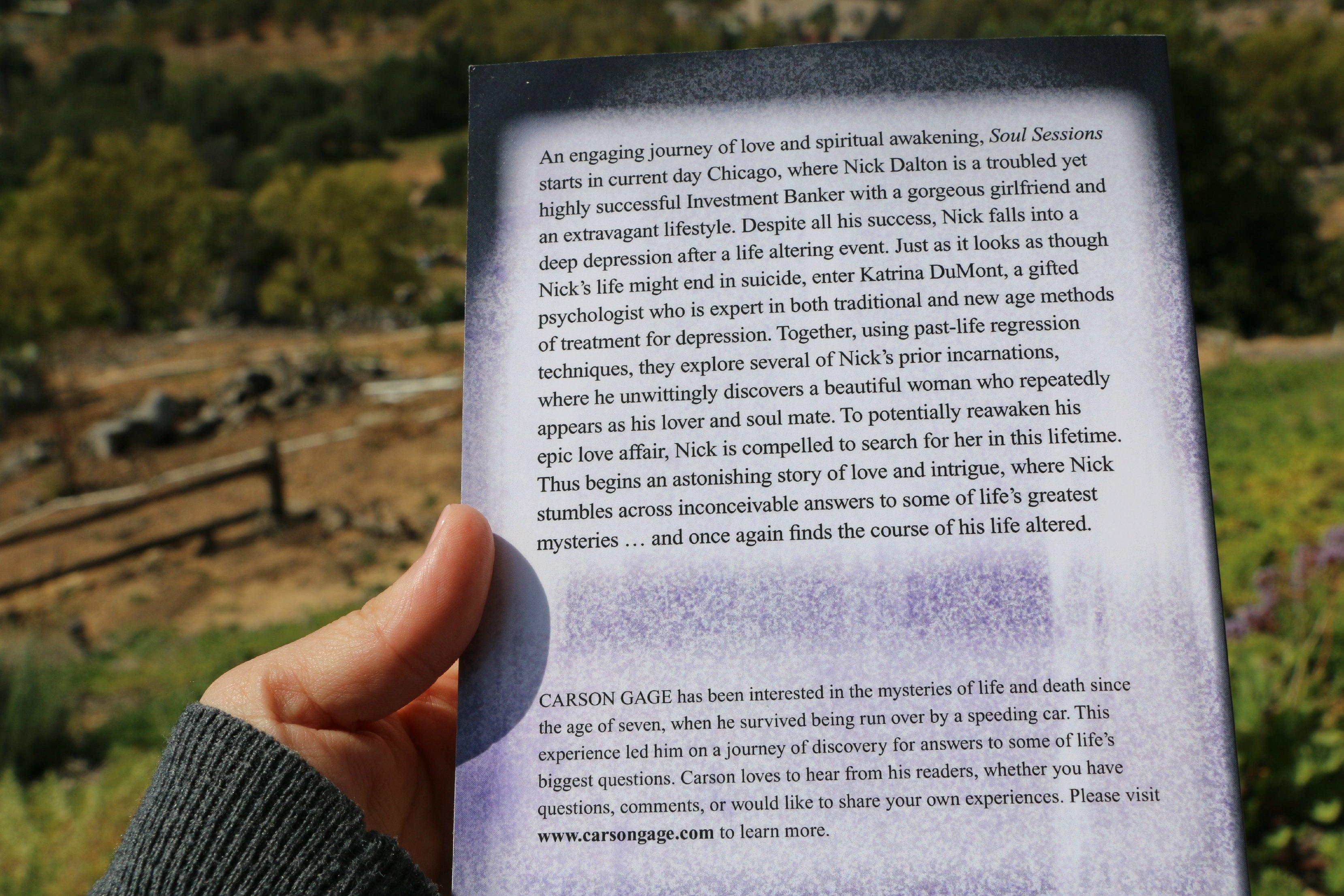 spiritual awakening book review soul sessions