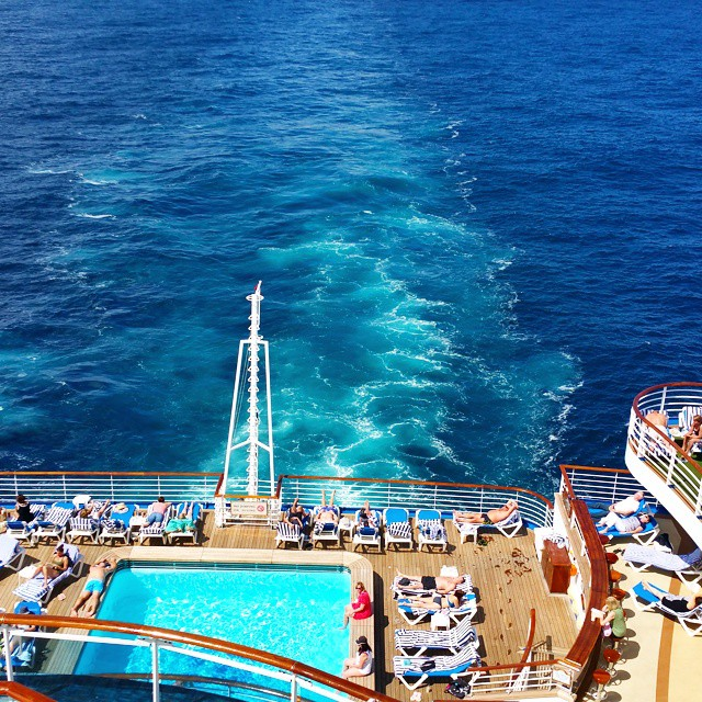 I'm having some major withdrawals from the love boat @PrincessCruises. We've been home for almost a week and we can't wait for our next cruise!  Who else wishes they were on a cruise right now? #comebacknew ♡♡♡♡♡ #travel #traveling #vacation #visiting #instatravel #instago #instagood #trip #holiday #photooftheday #fun #travelling #tourism #tourist #instapassport #instatraveling #mytravelgram #travelgram #travelingram #igtravel #pool #cruise #princesscruises #crownprincess