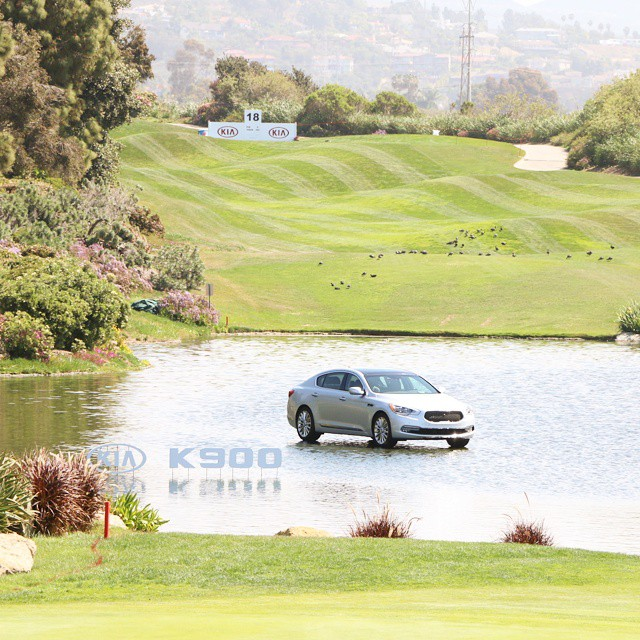 Beautiful day to see some amazing golfers at the 2015 LPGA Kia Classic. @Kia #KiaClassic ♡♡♡♡♡ #golf #carlsbad #SanDiego #FamousFloatingKia #beautiful #SundayFunday #luxury #vacation