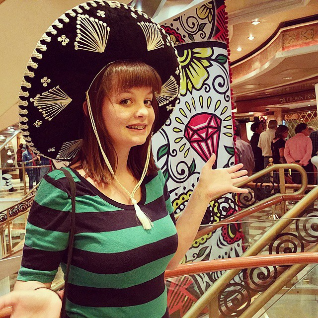 Anyone else have a crazy-fun teen? We are celebrating a great day in Ensenada! #comebacknew ♡♡♡♡♡ #travel #traveling #vacation #visiting #instatravel #instago #instagood #trip #holiday #photooftheday #fun #travelling #tourism #tourist #instapassport #instatraveling #mytravelgram #travelgram #travelingram #igtravel #crownprincess #princesscruises #familytravel