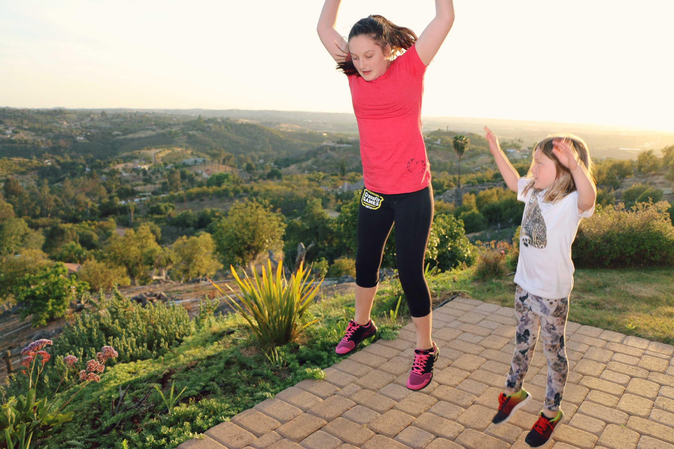 burpees for kids