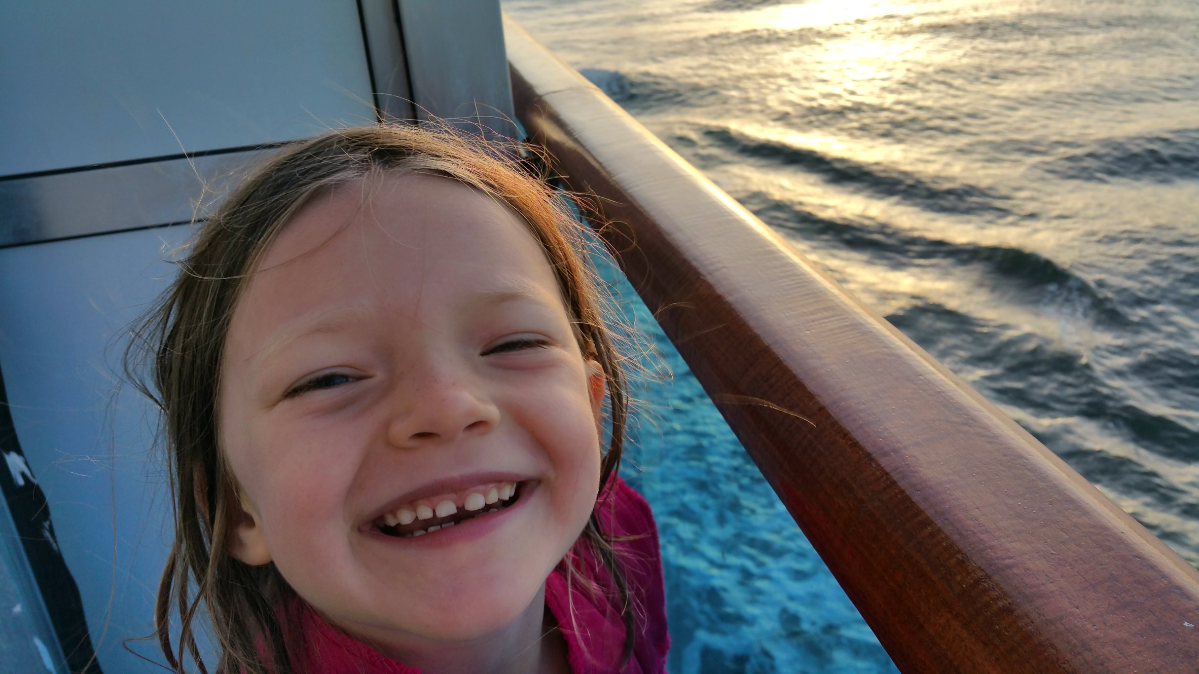 california cruise review