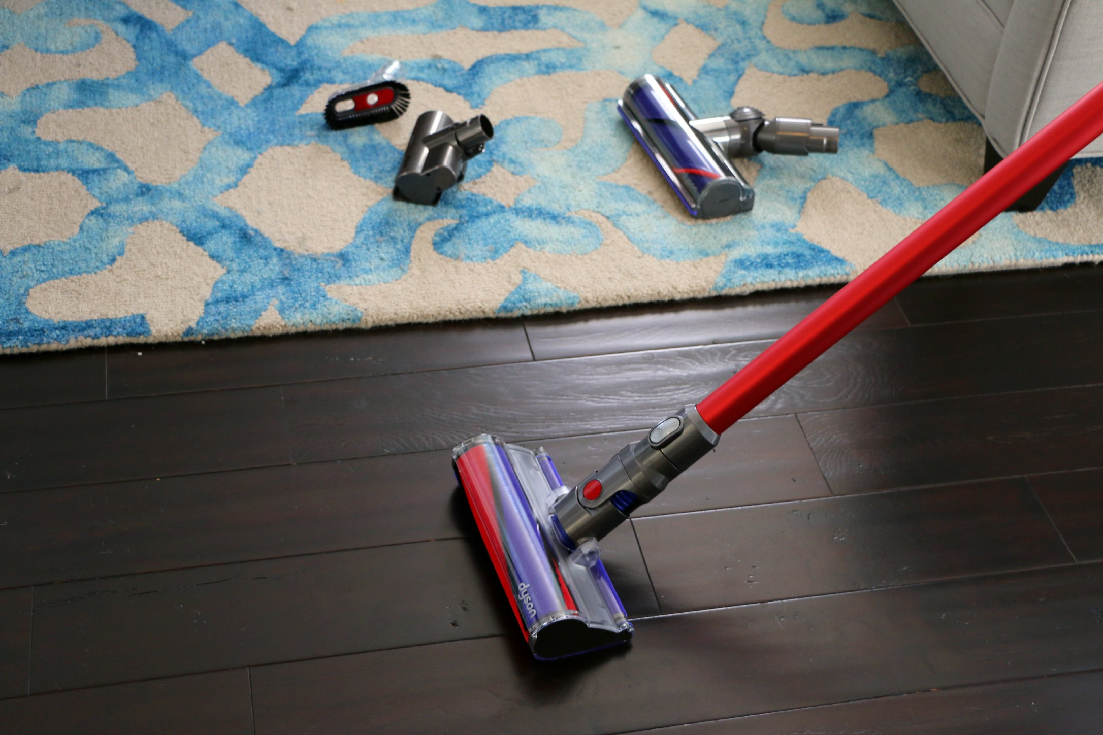 dyson review animal hair