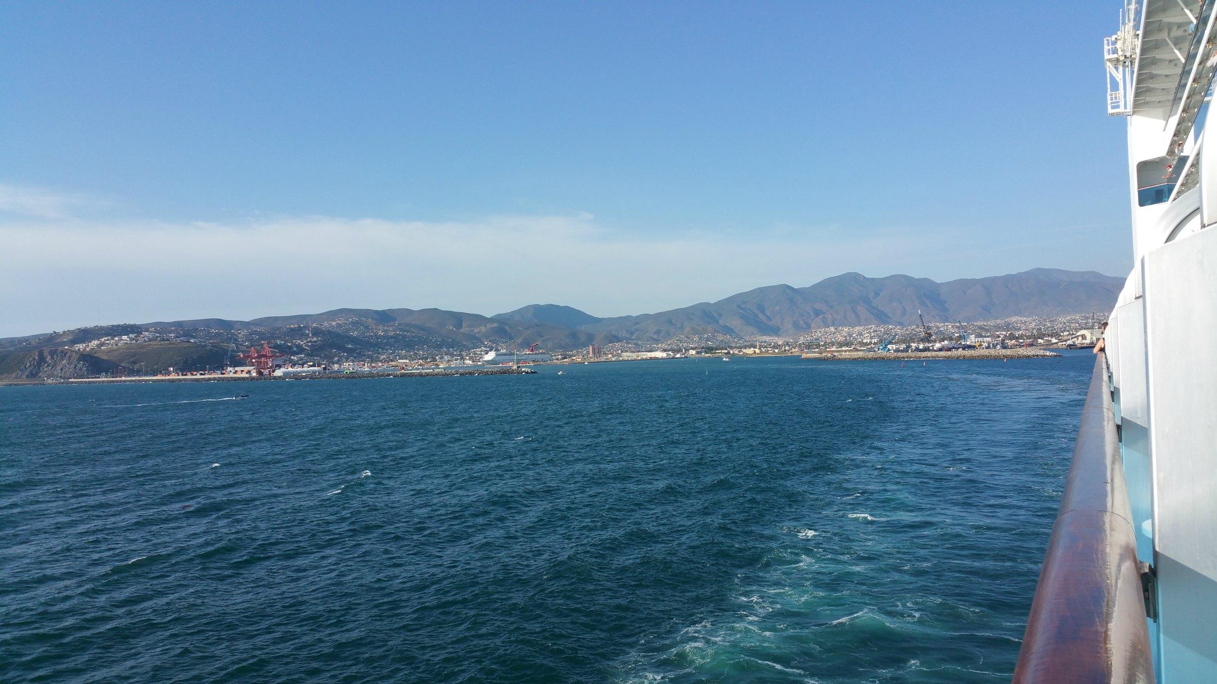 ensenada mexico princess cruise