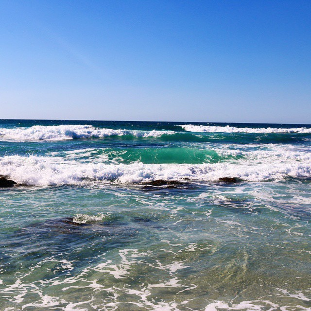 Dreaming of beautiful summer beach days! They will be here soon! ♡♡♡♡♡ #beach #sun #nature #water #ocean  #instagood #photoofthedayl #sky #clouds #fun #pretty #sand #reflection #amazing #beauty #beautiful #shore #waterfoam #seashore #waves #wave #monterey
