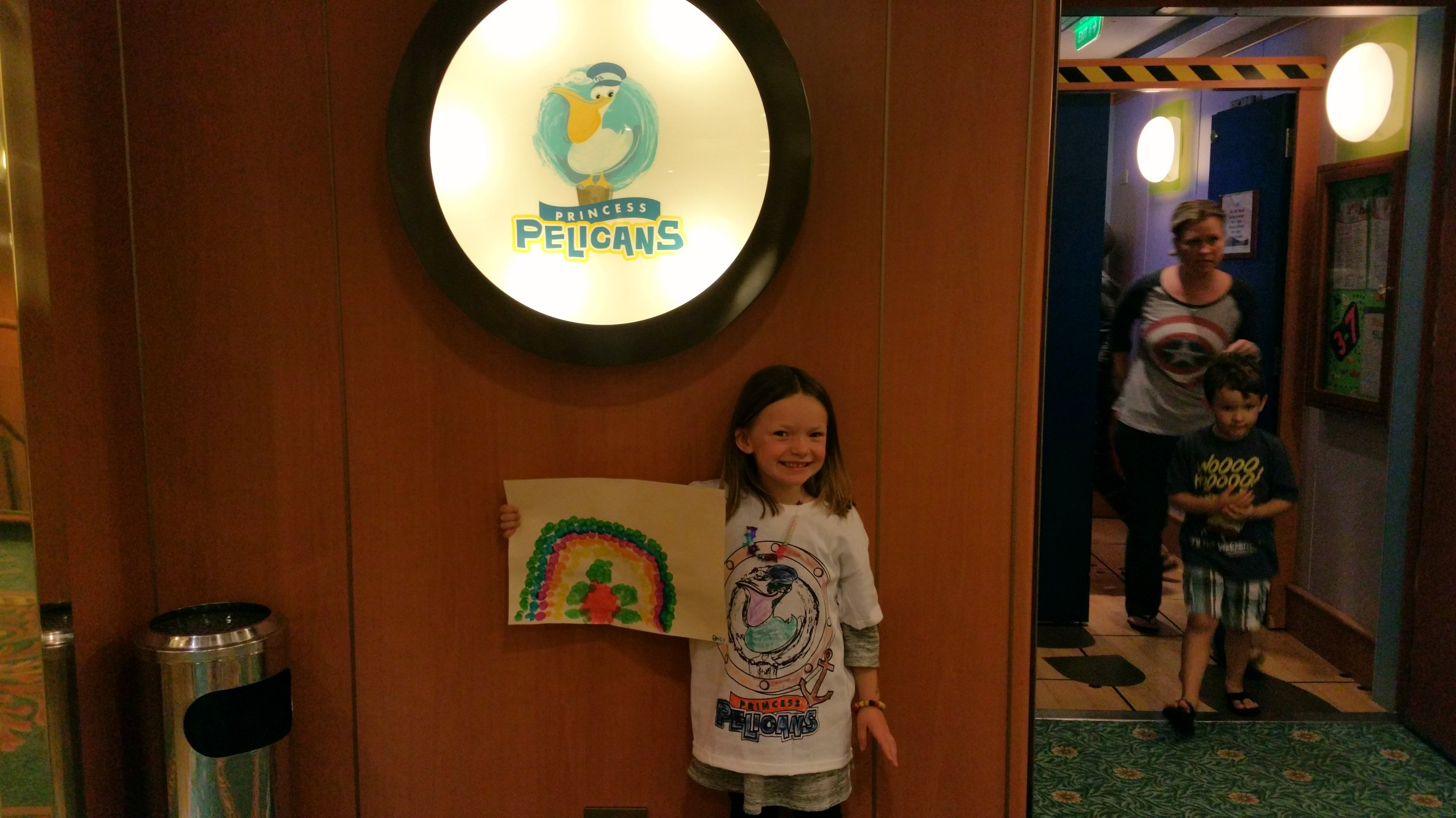 kids clubs princess cruises