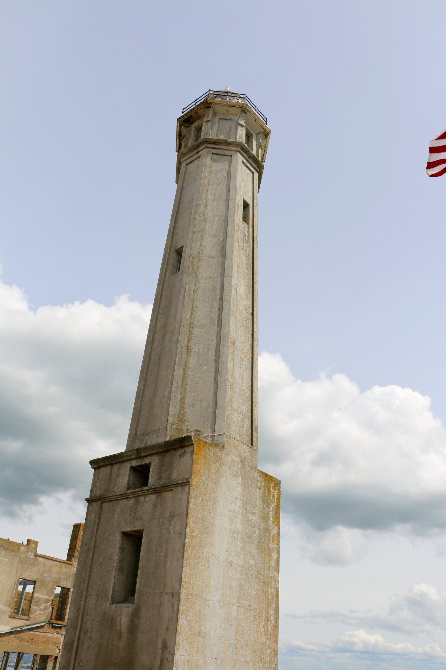 light house alcatraz