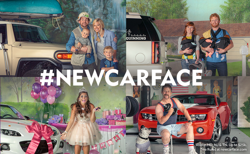 Sharing my happy Cars.com new car face PLUS learn how you might get your car loan paid off