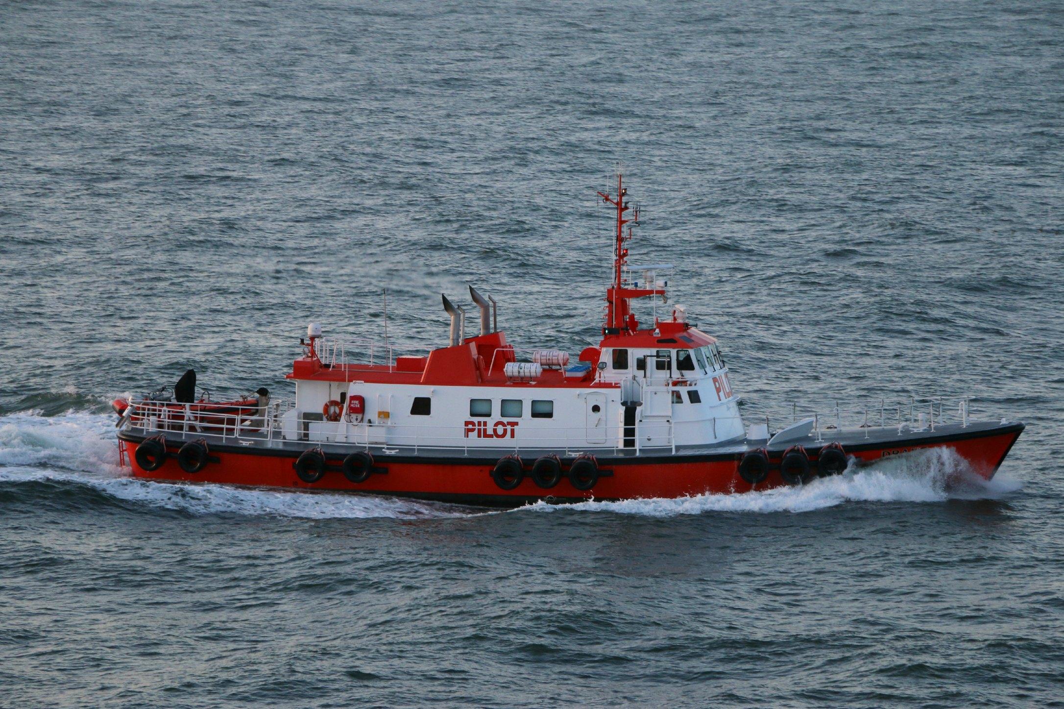 pilot escort san francisco