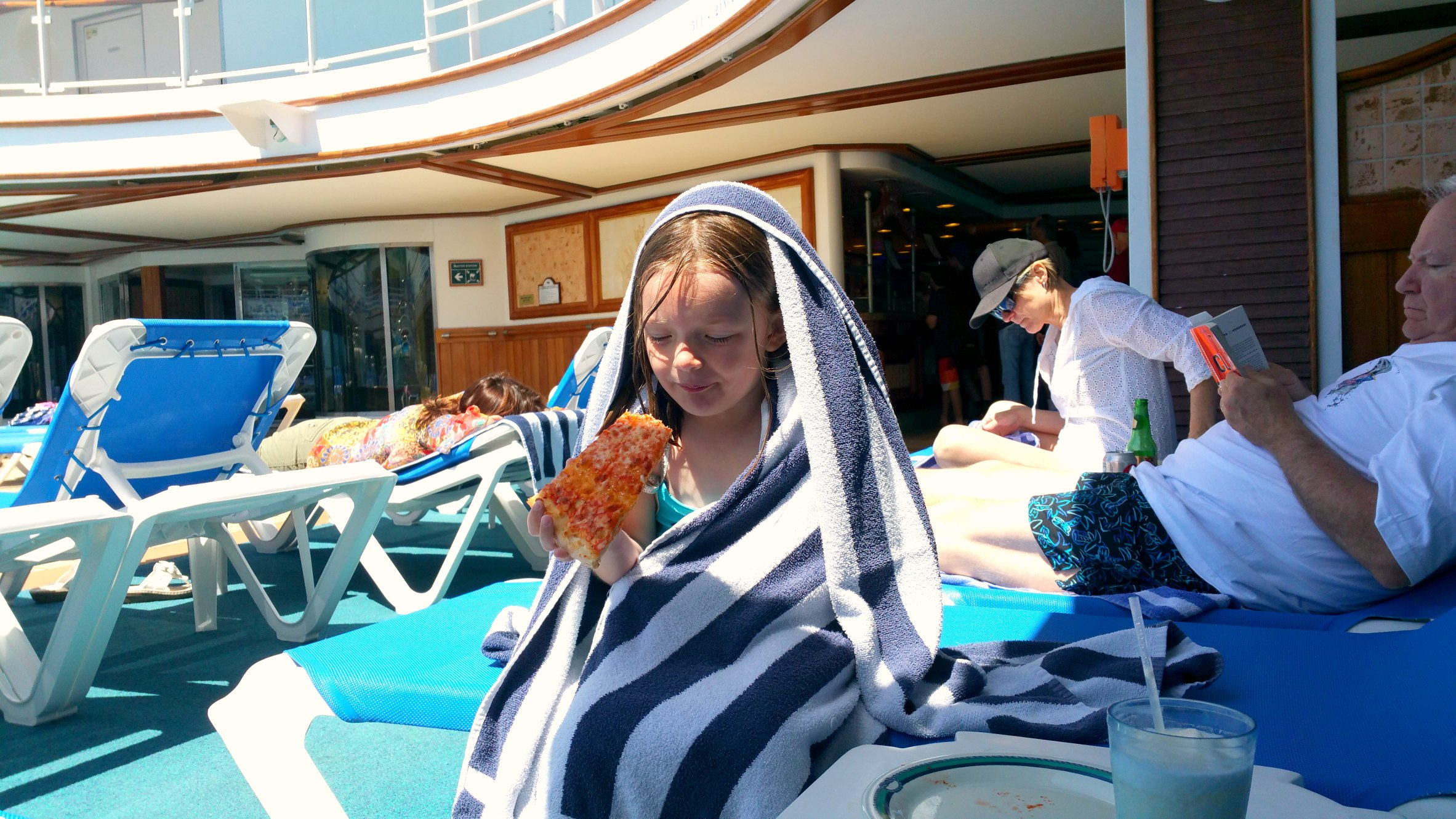 princess cruises pizza