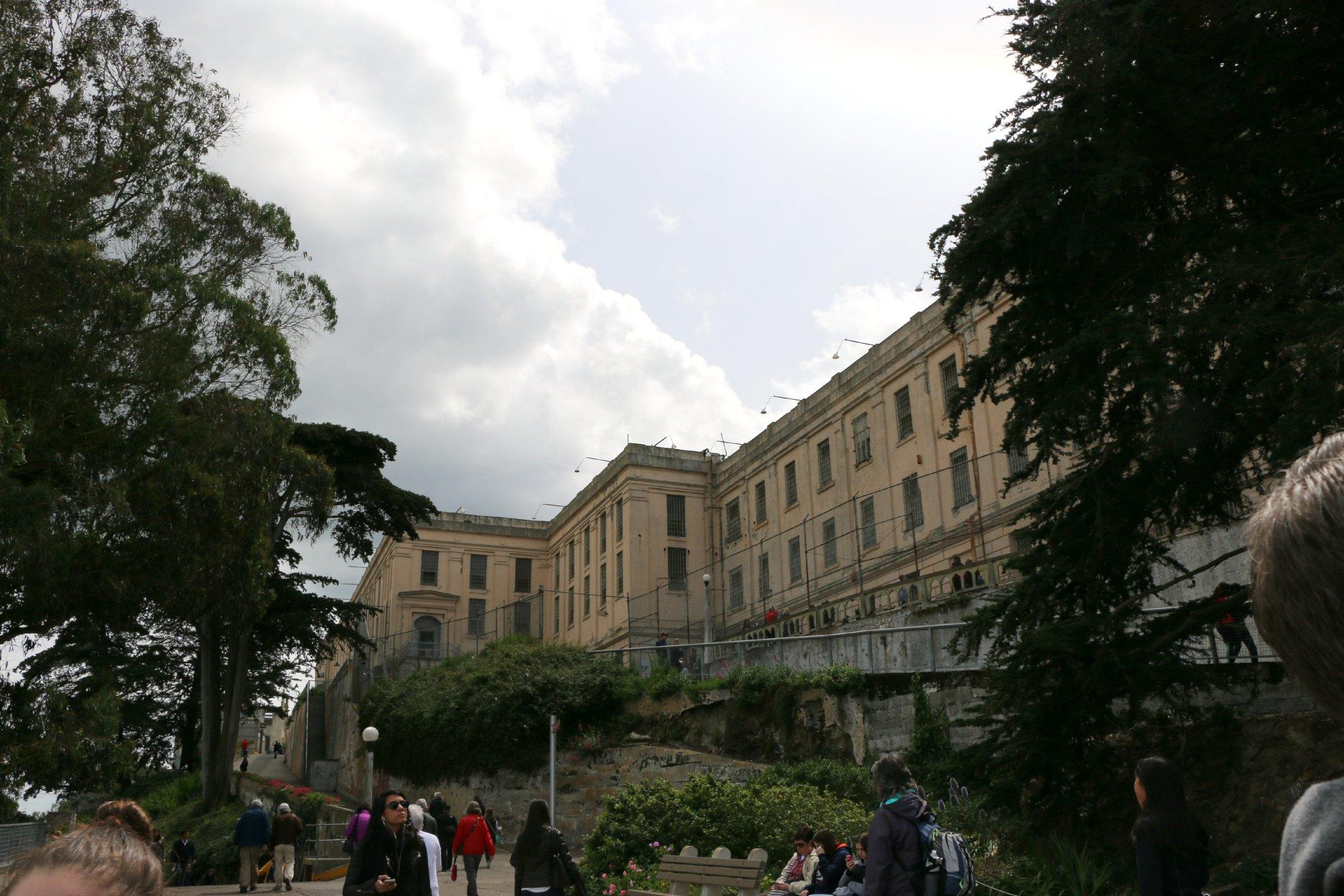 prizon alcatraz