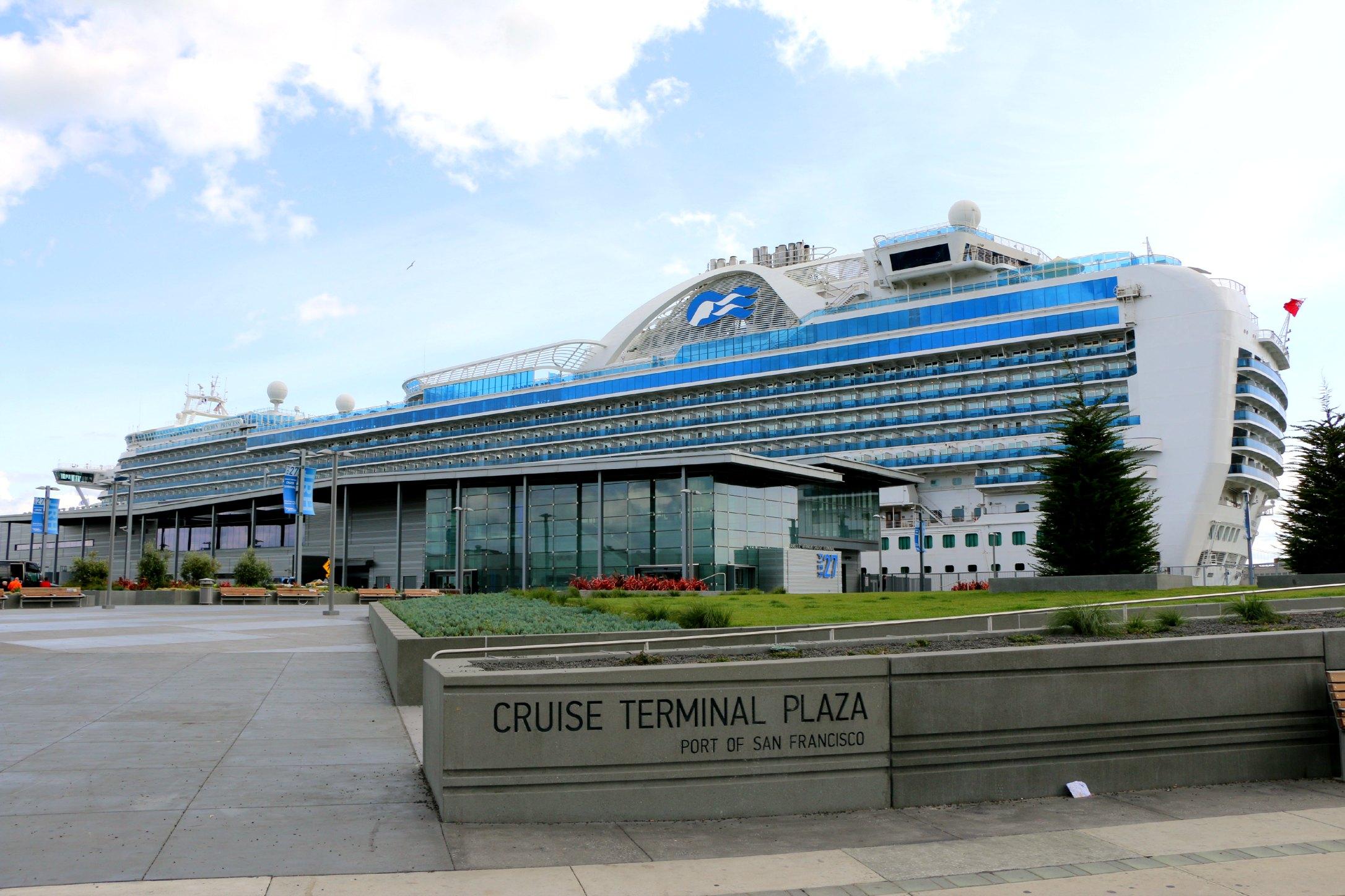 san francisco cruise ship