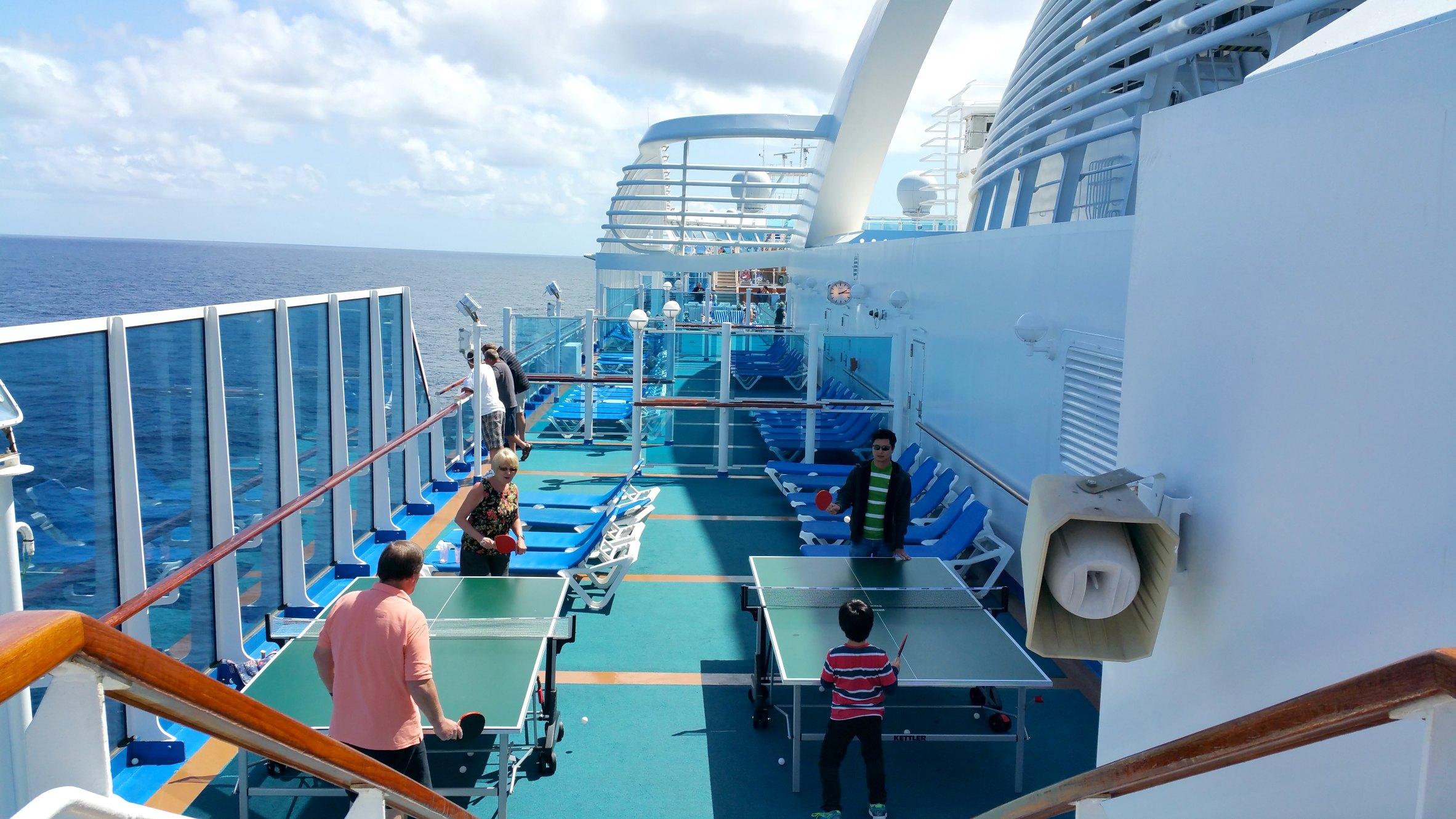 things to do on crown princess