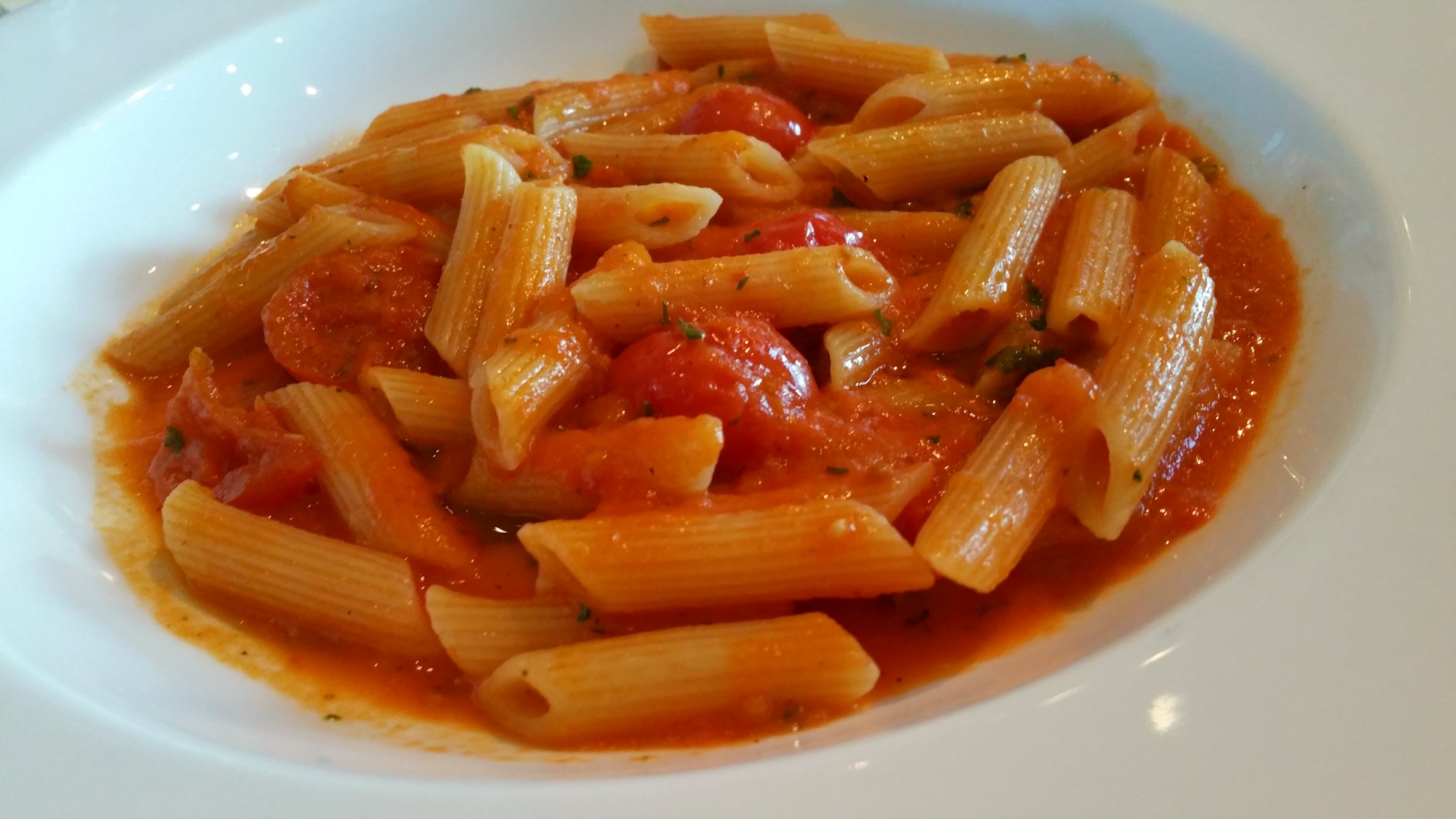 vegan pasta sabitinis princess cruises