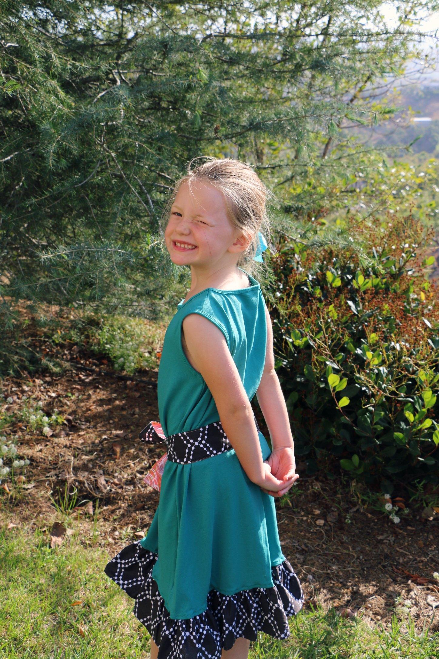 little fawn dress