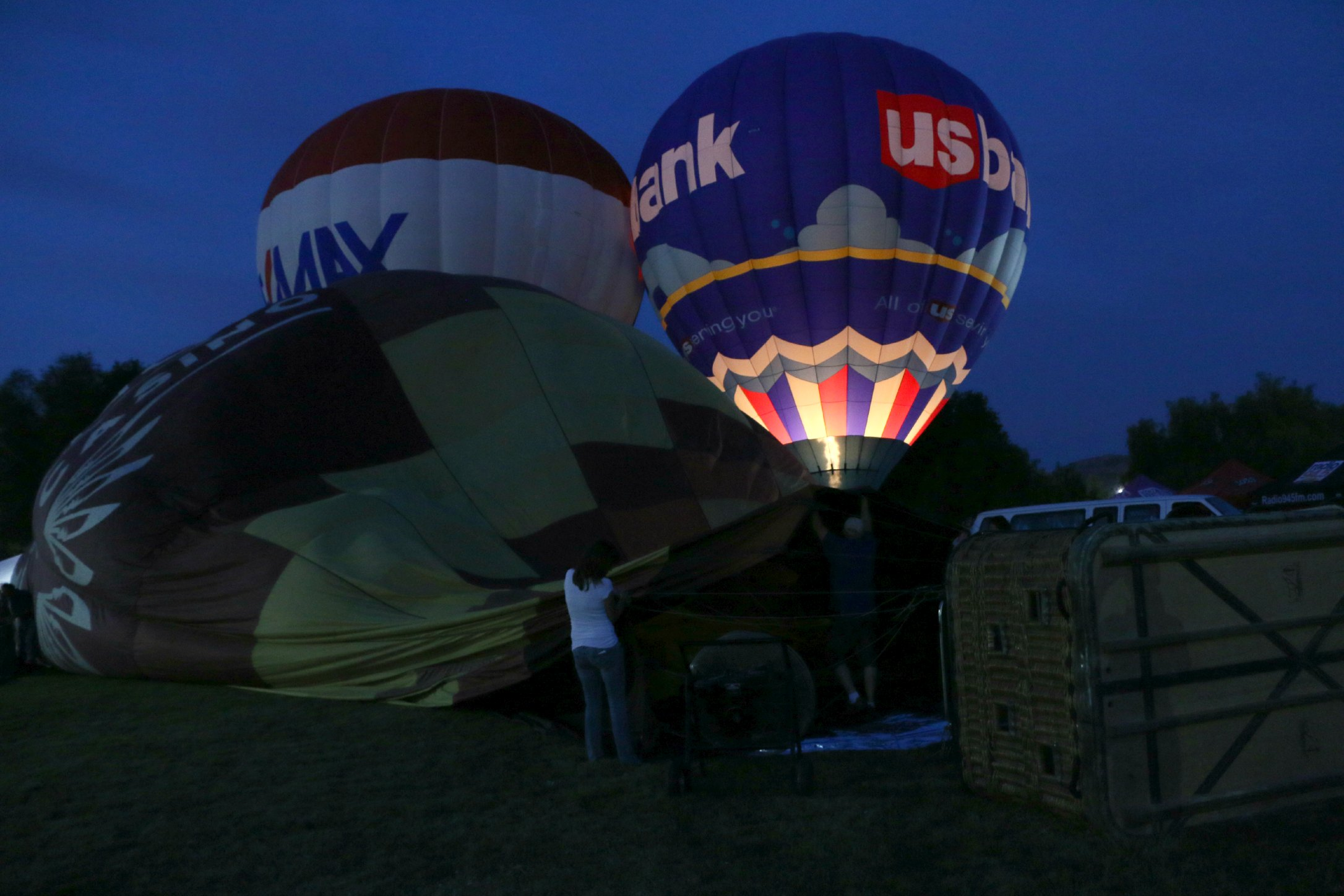 balloon launch temecula