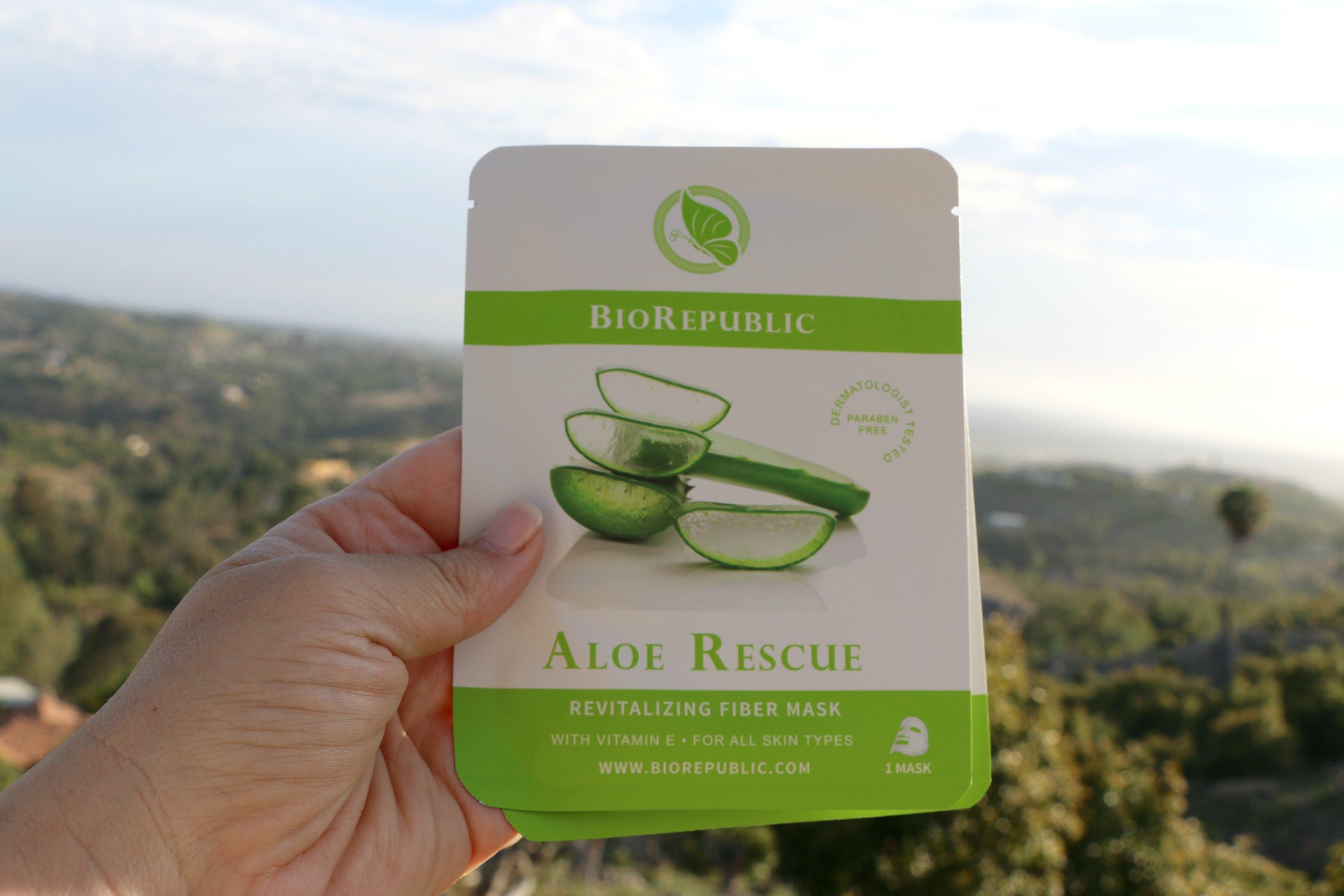 biorepublic aloe rescue