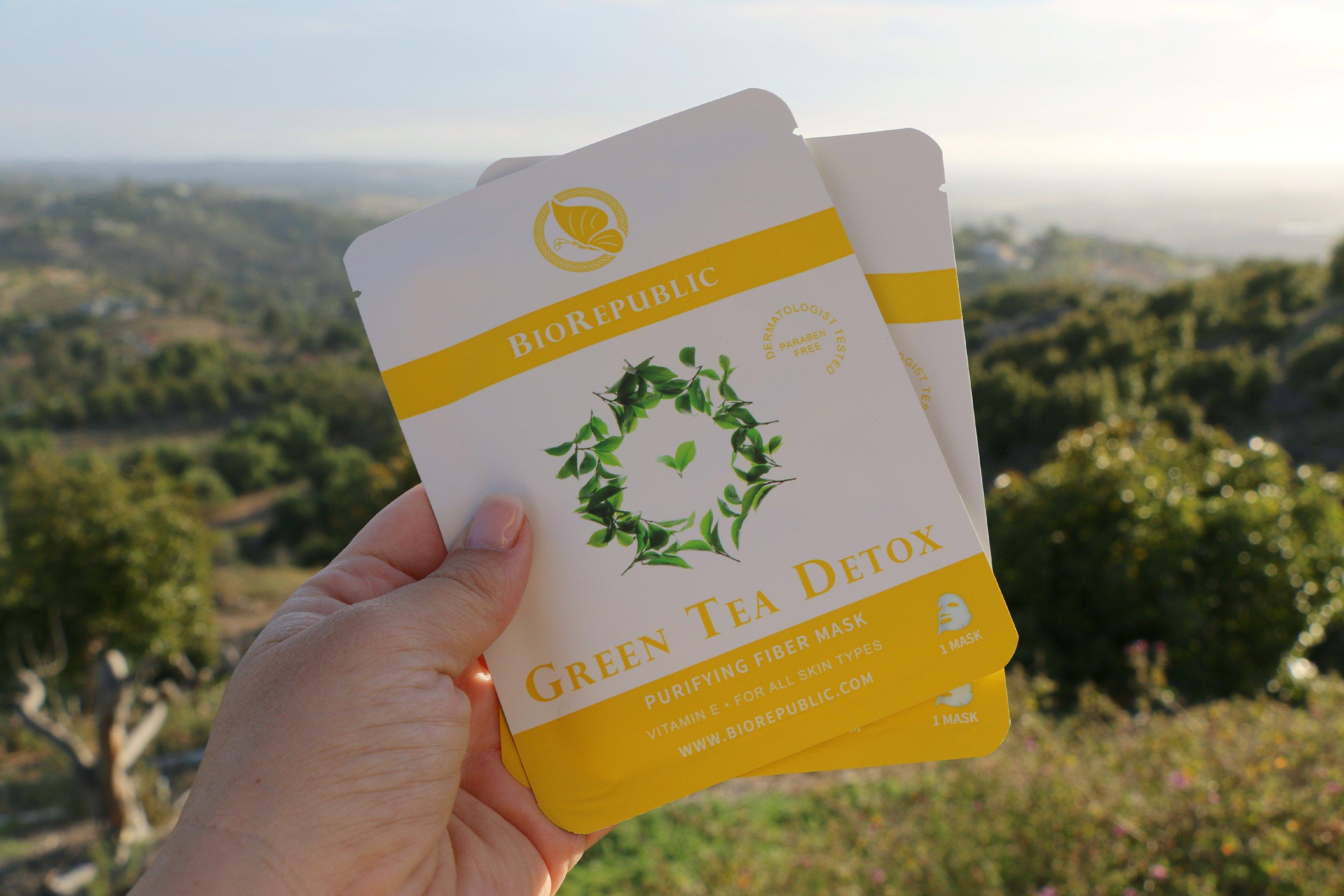 biorepublic green tea detox