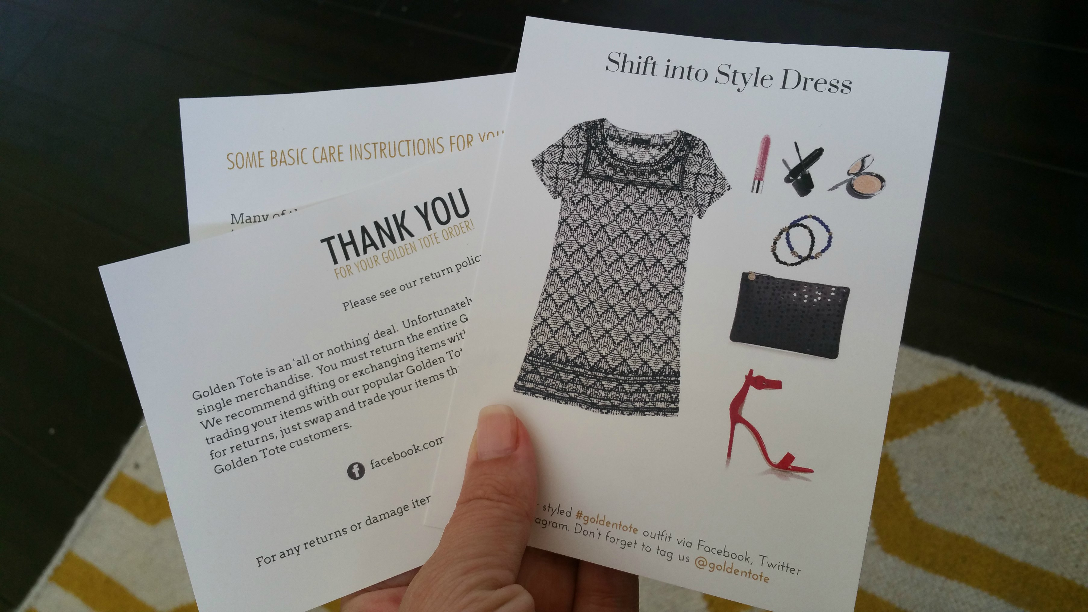 goldentote clothes review
