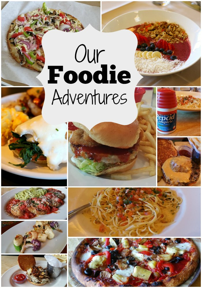 our foodie adventures