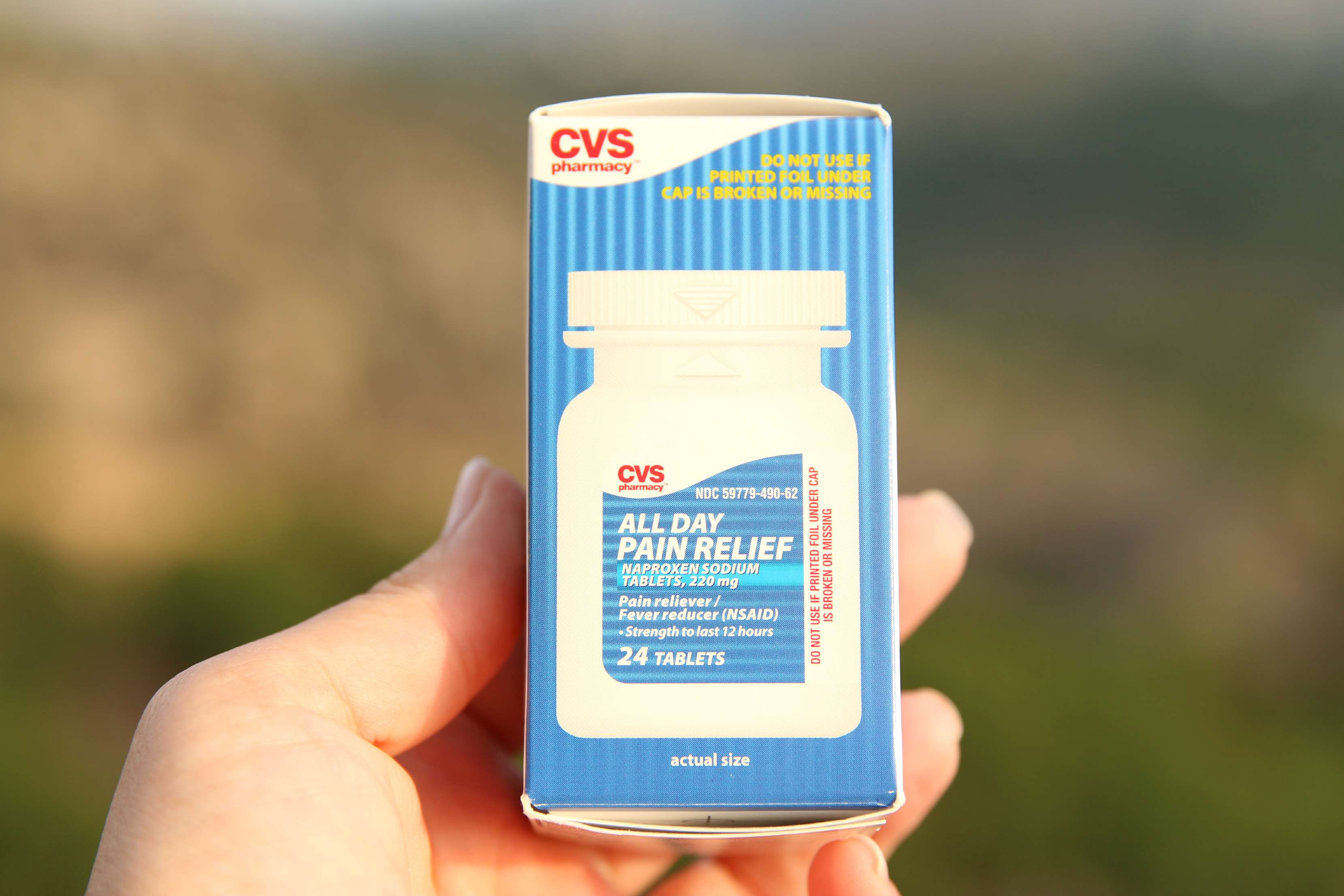 all day pain relieve cvs