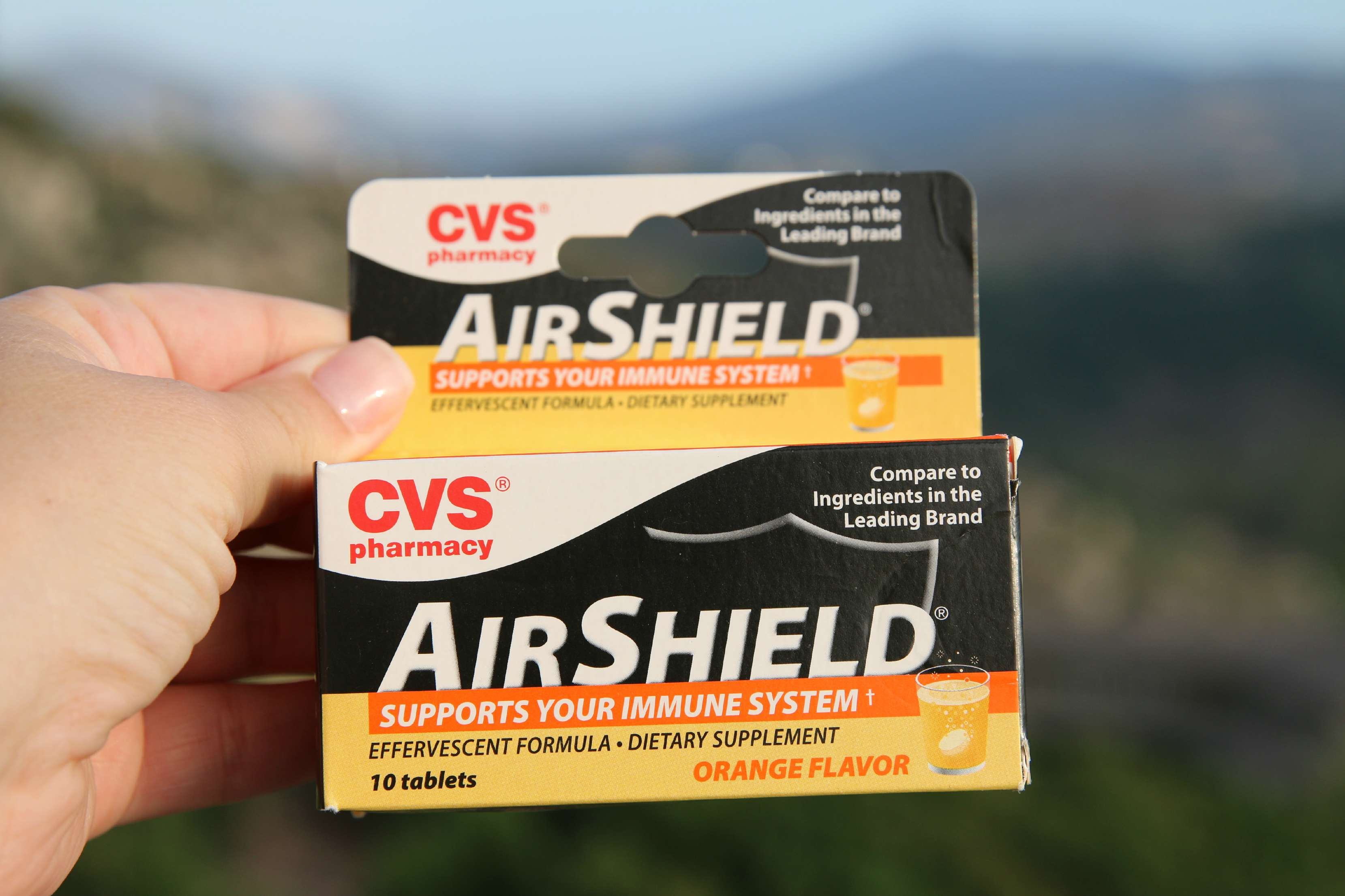 cvs air shield