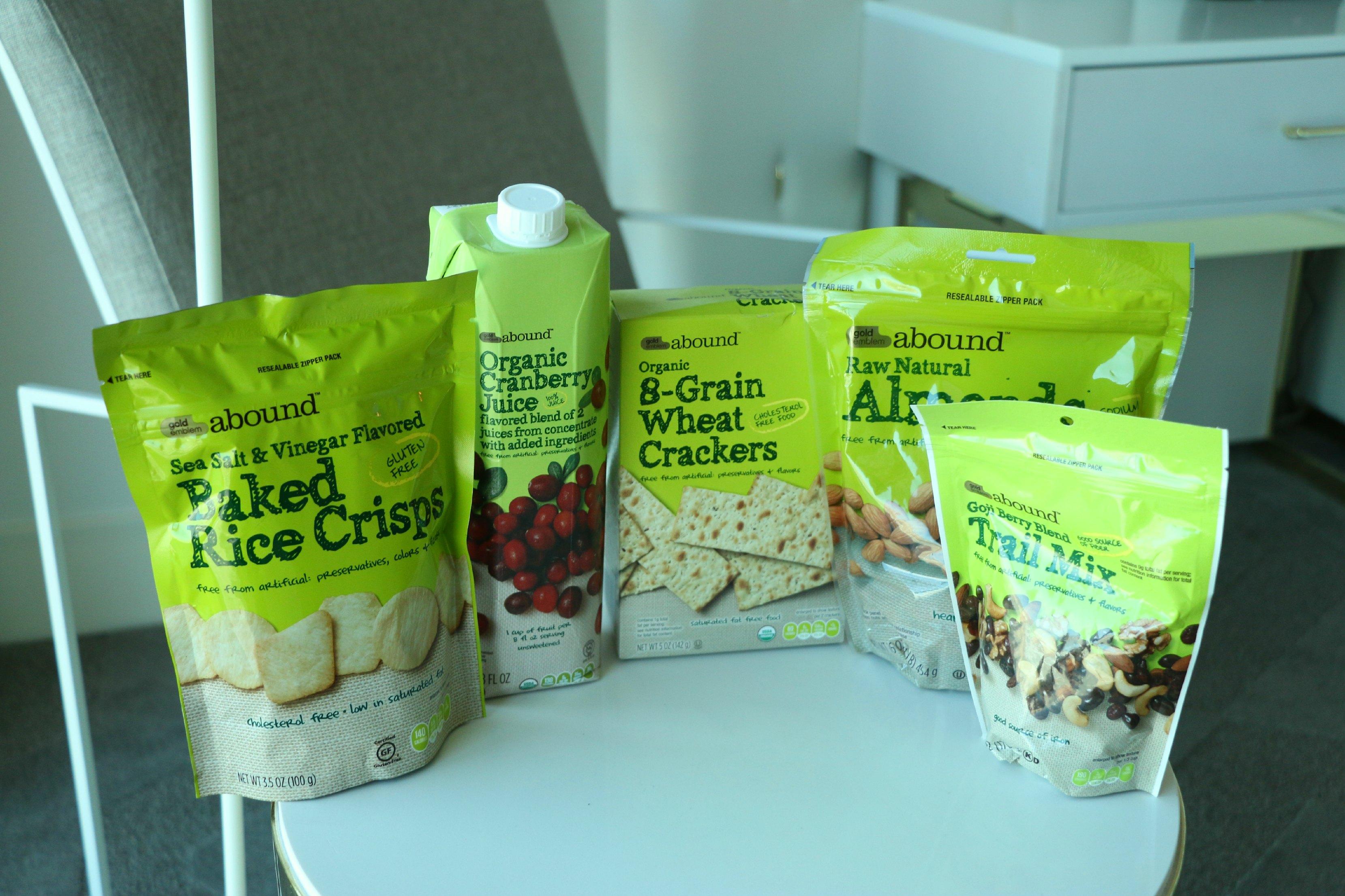cvs summer snacks