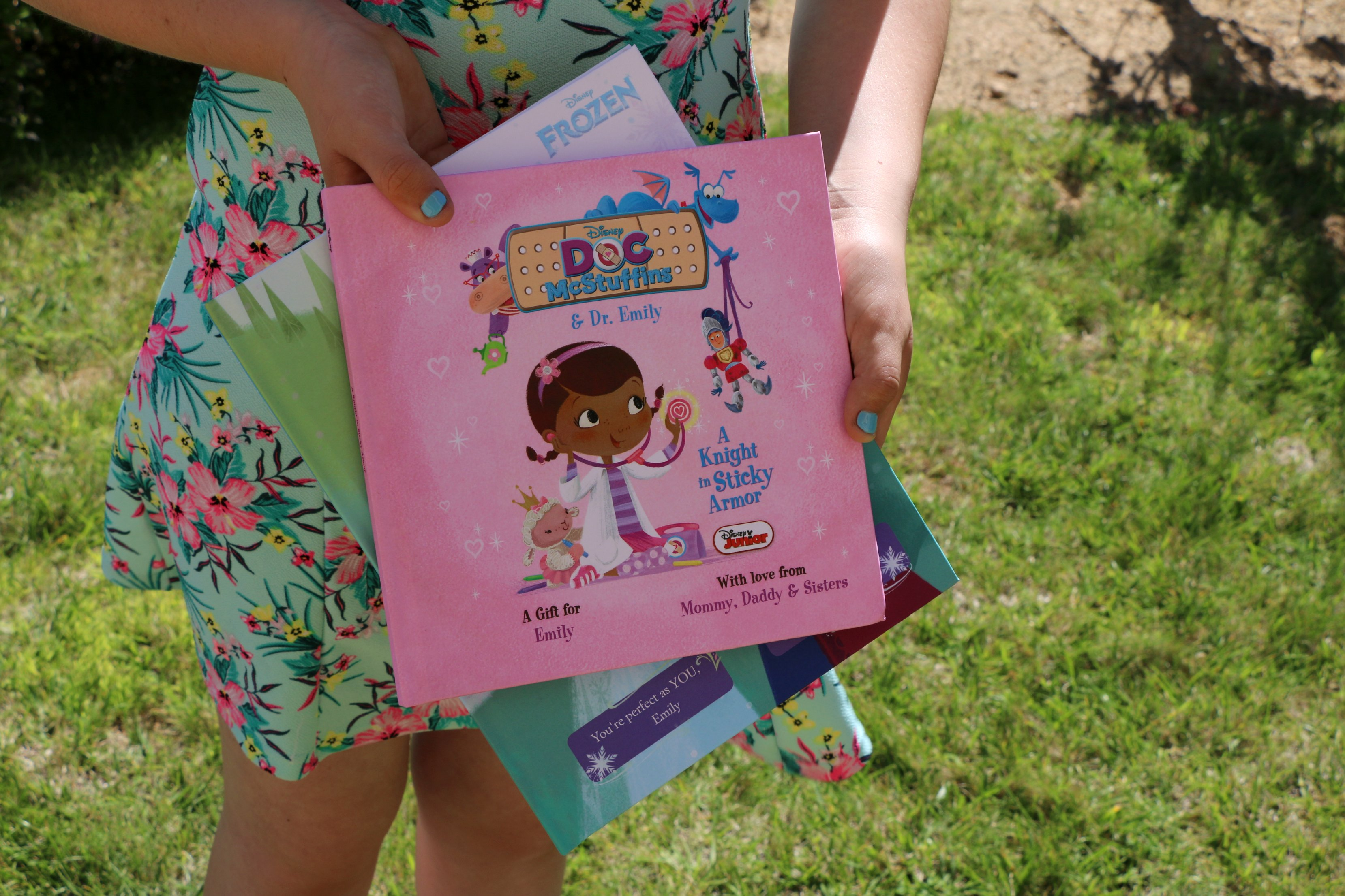 doc mcstuffins book