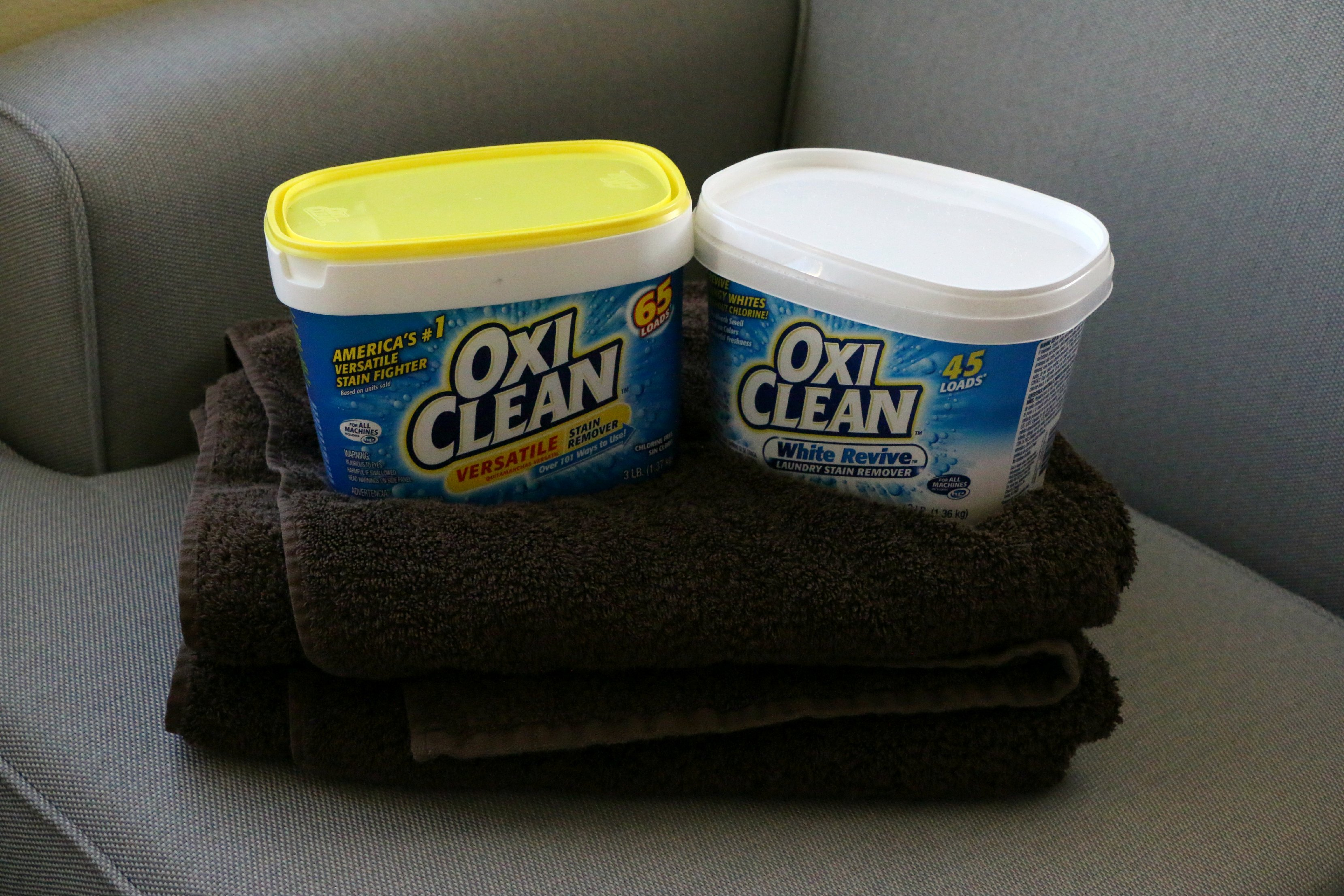 oxi clean white revive