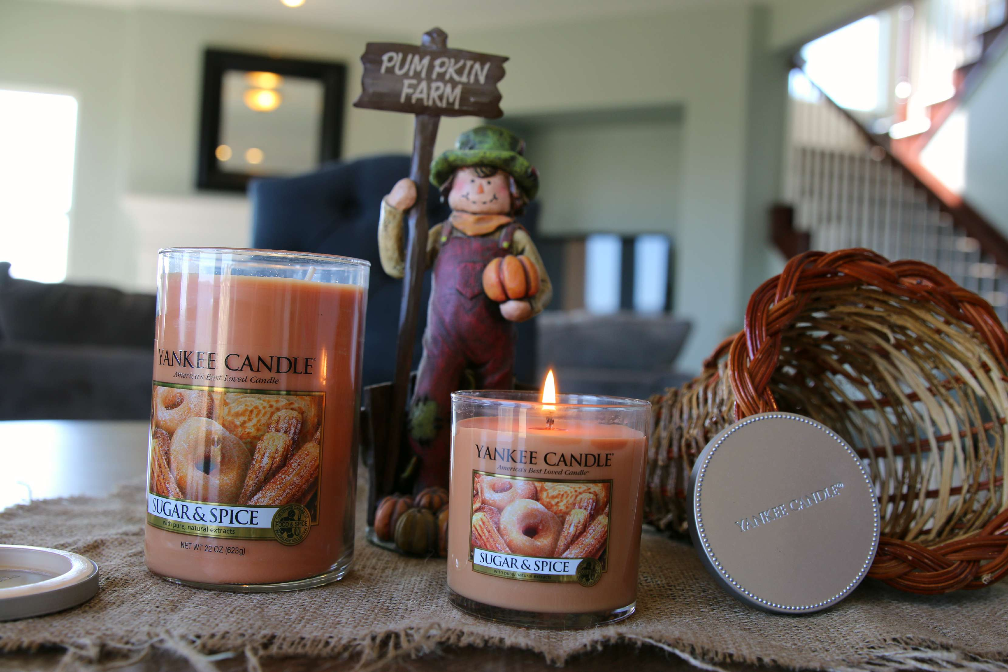 autumn yankee candle scents